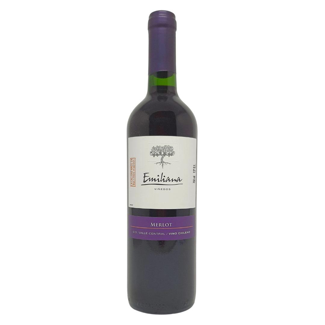 Vinho Tinto Emiliana Merlot - 750ml -