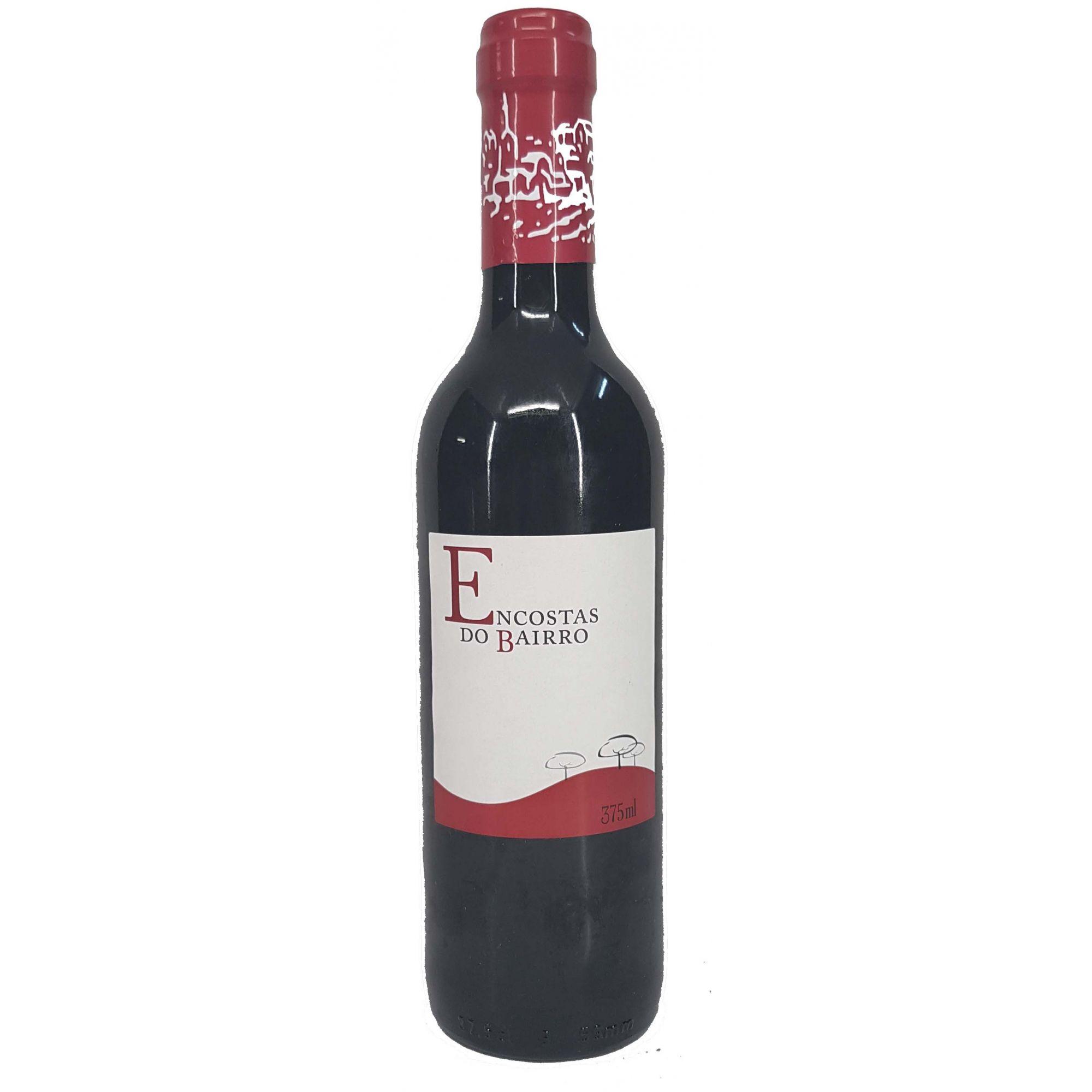 Vinho Tinto Encostas do Bairro - 375ml -
