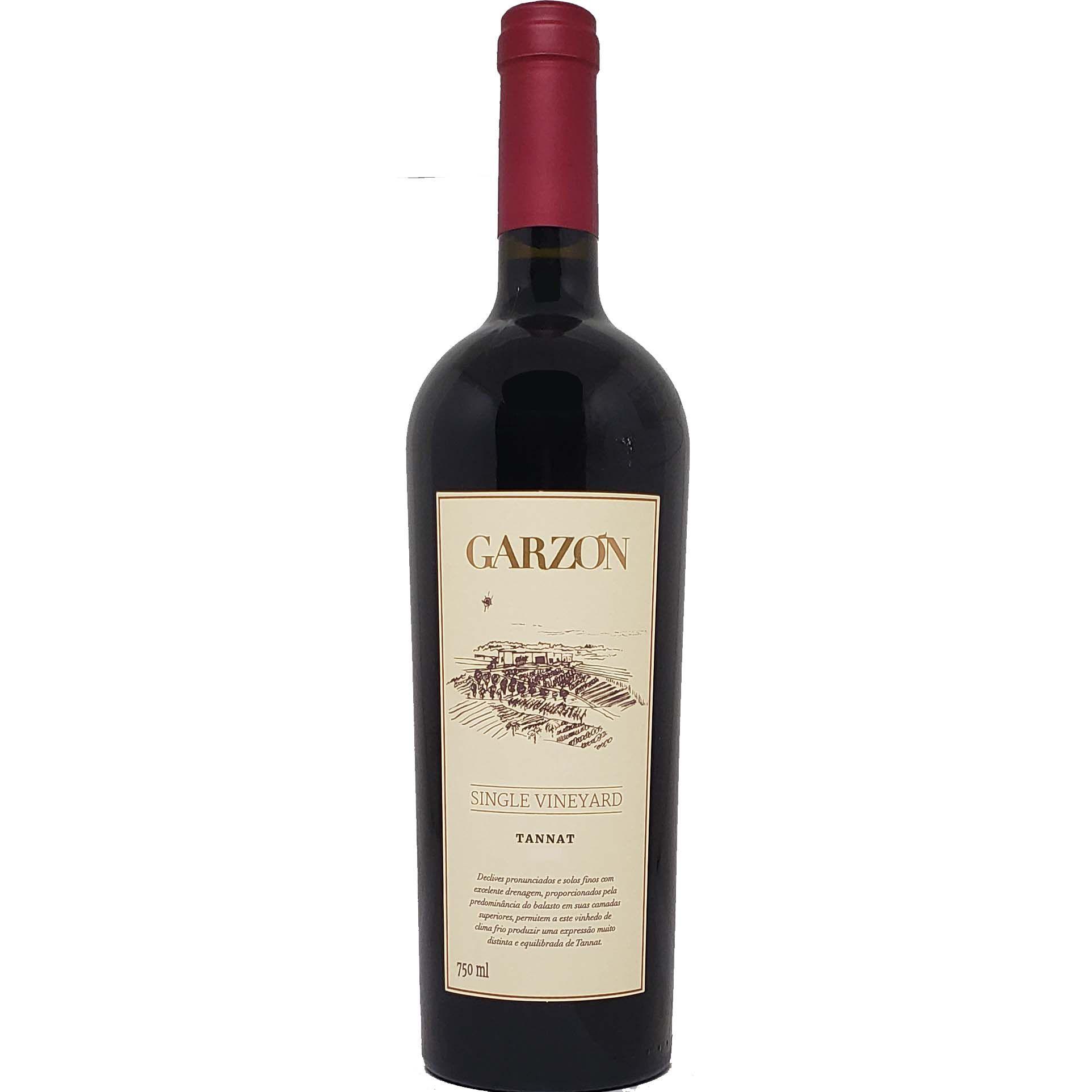 Vinho Tinto Garzón Single Vineyard Tannat - 750ml -
