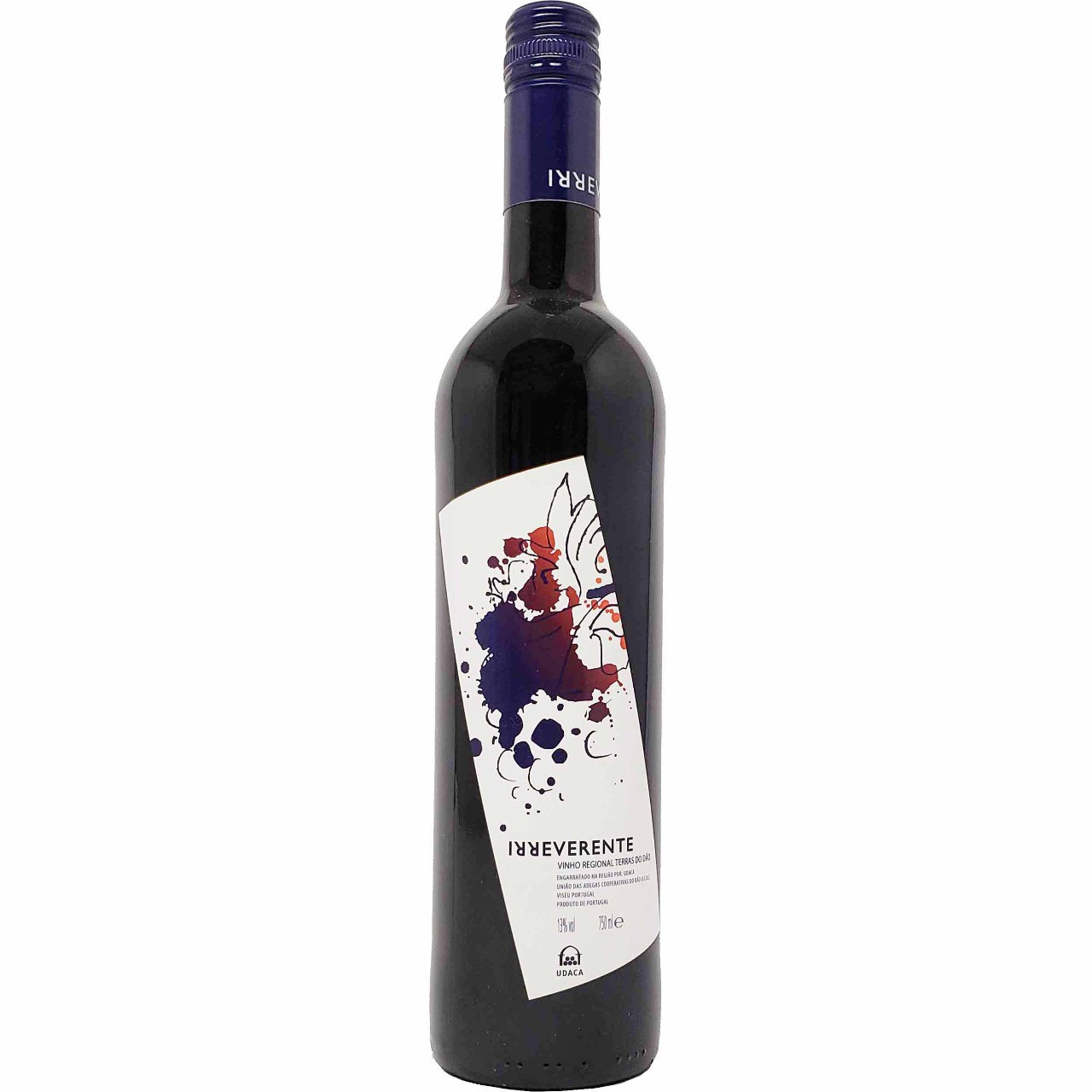 Vinho Tinto Irreverente Udaca - 750ml -