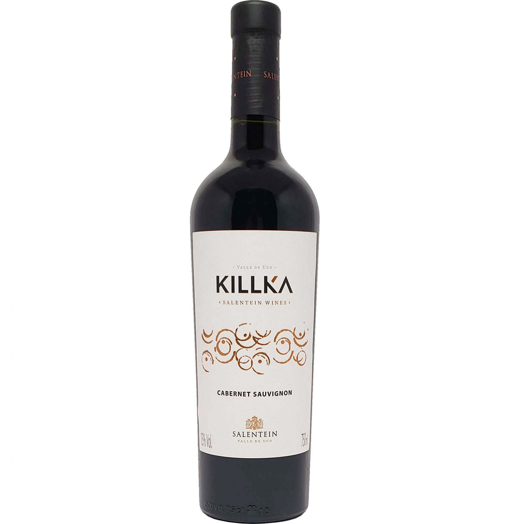 Vinho Tinto Killka Salentein Cabernet Sauvignon - 750ml -
