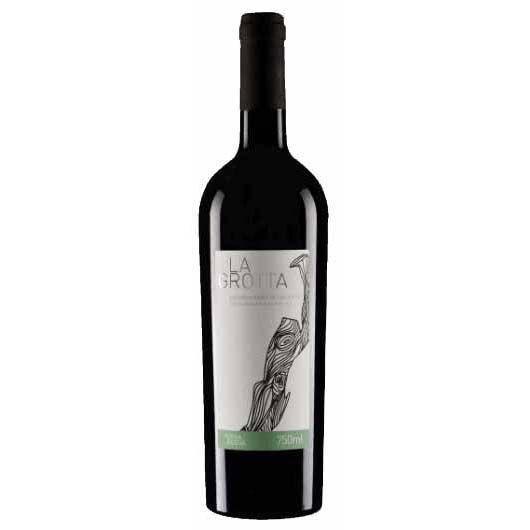 Vinho Tinto La Grotta Negroamaro Di Salento - 750ml -