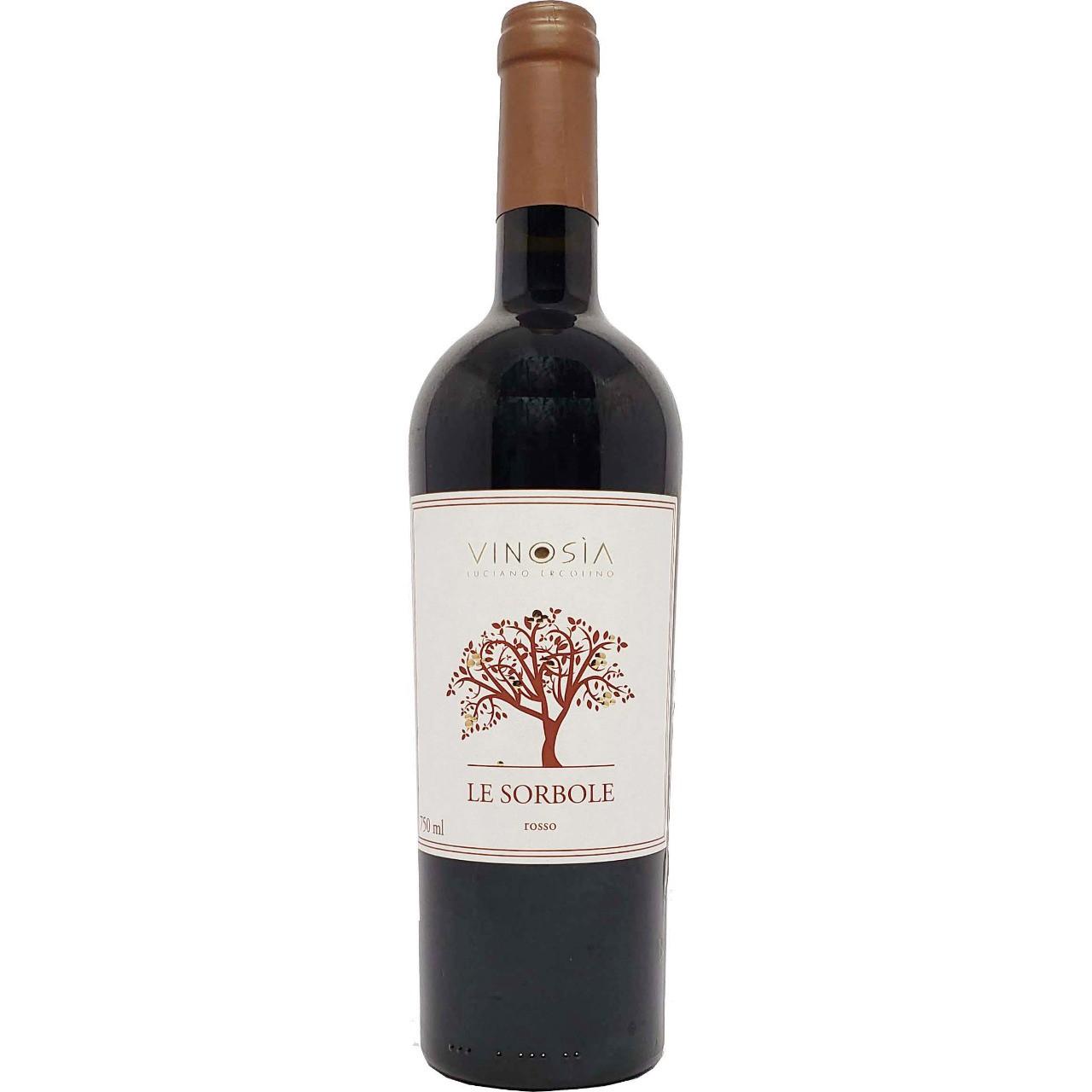 Vinho Tinto Le Sorbole Vinosia - 750ml -