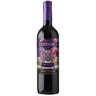 Vinho Tinto Limited Edition Reservado Merlot Santa Carolina  - 750ml -