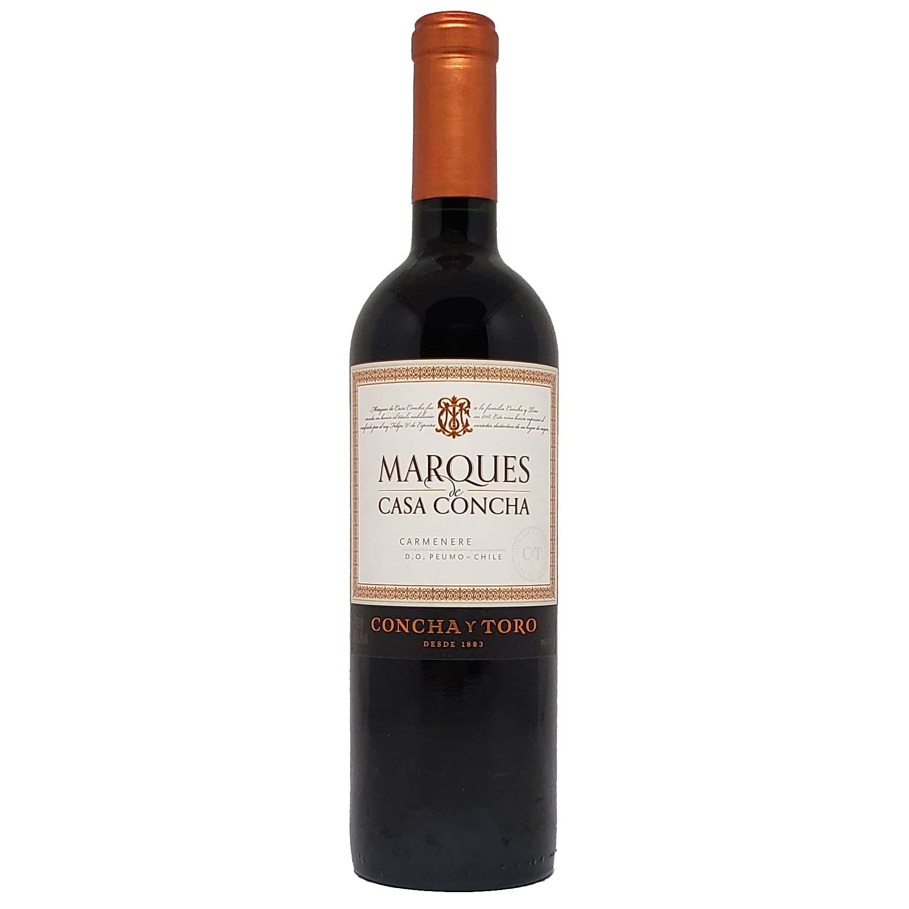 Vinho Tinto Marques de Casa Concha Carménère - 750ml -
