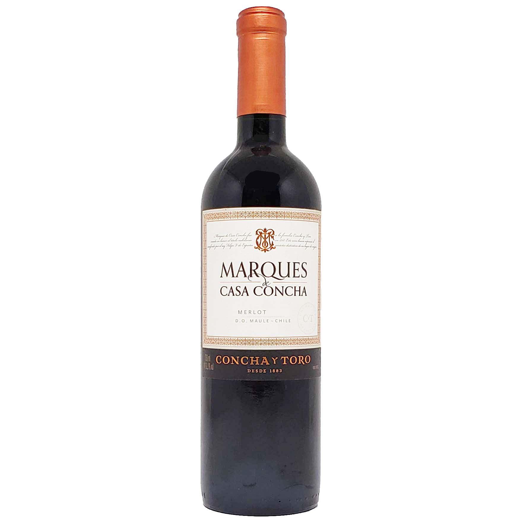 Vinho Tinto Marques de Casa Concha Merlot - 750ml -