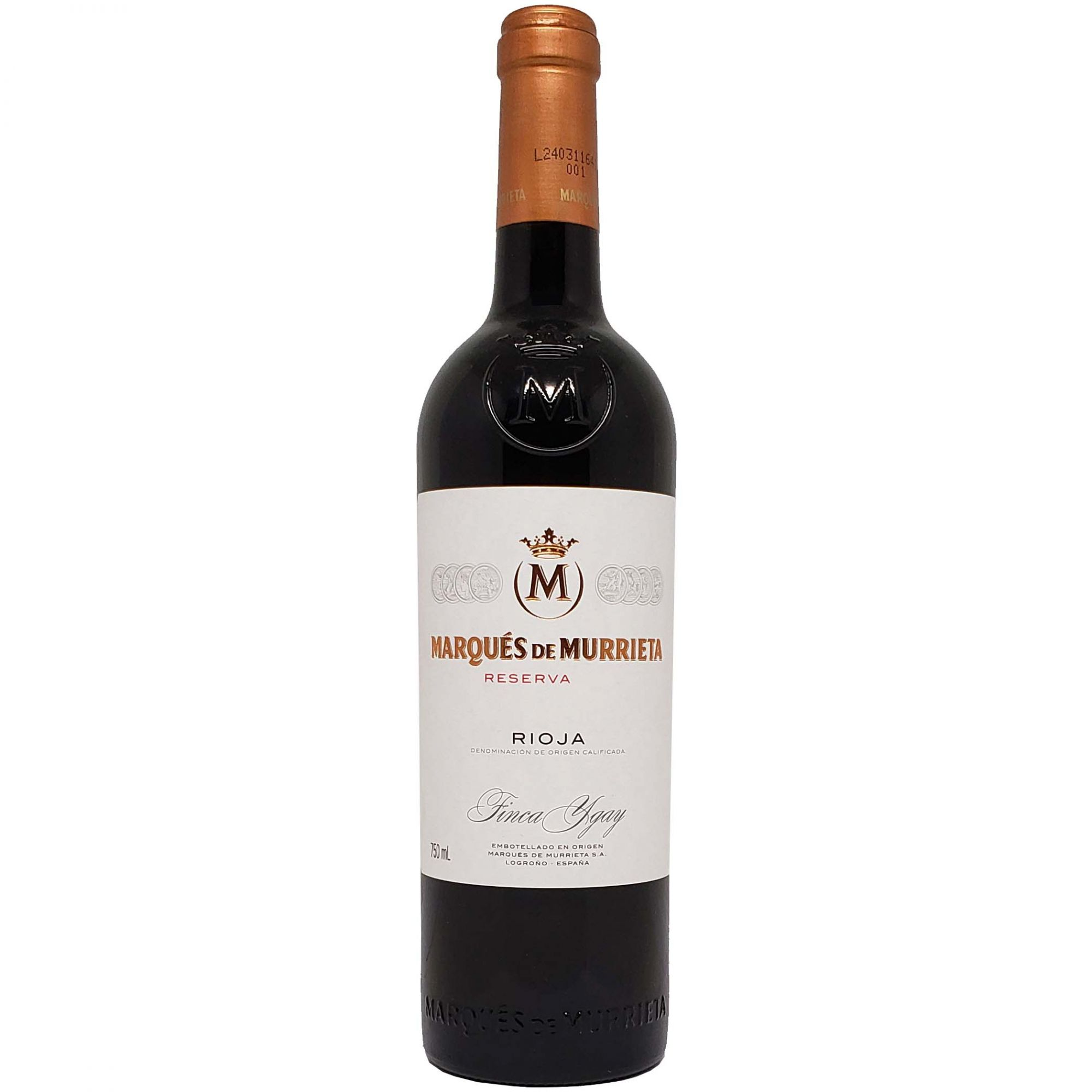 Vinho Tinto Marqués de Murrieta Reserva - 750ml -