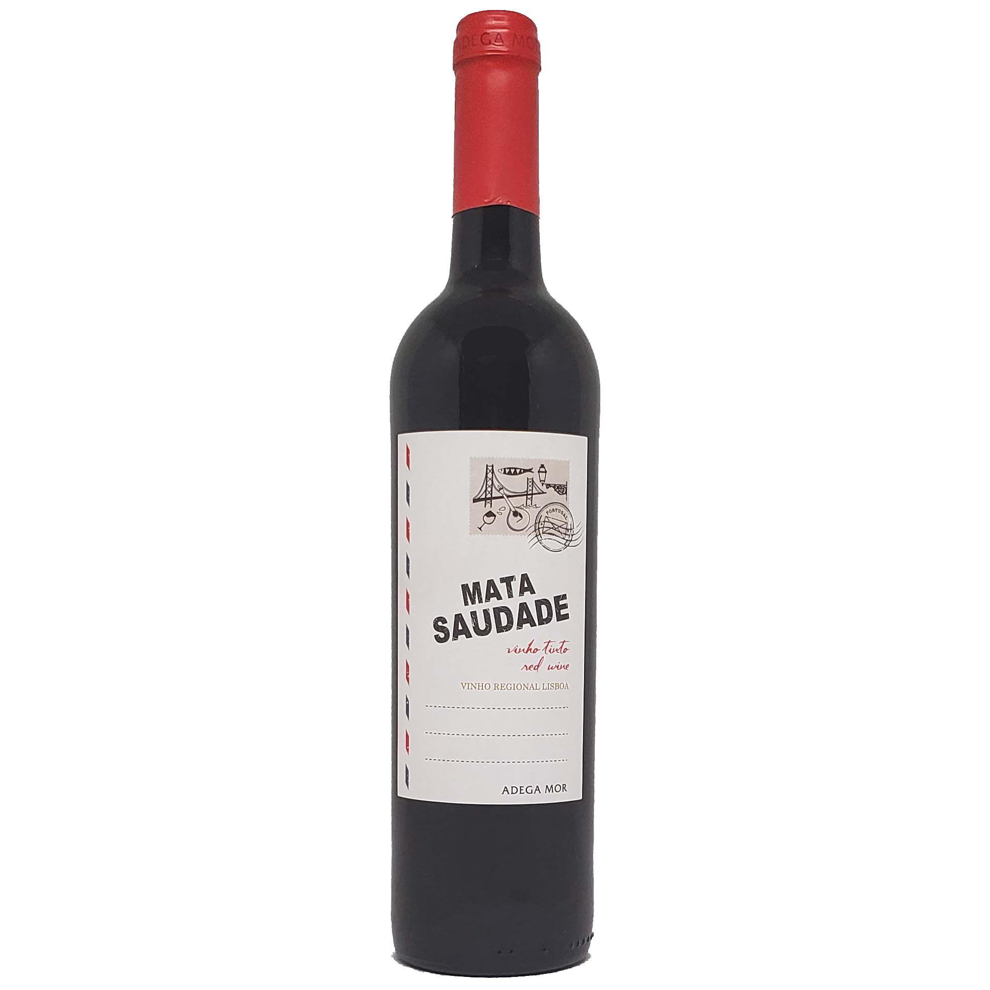 Vinho Tinto Mata Saudade Adega Mor - 750ml -
