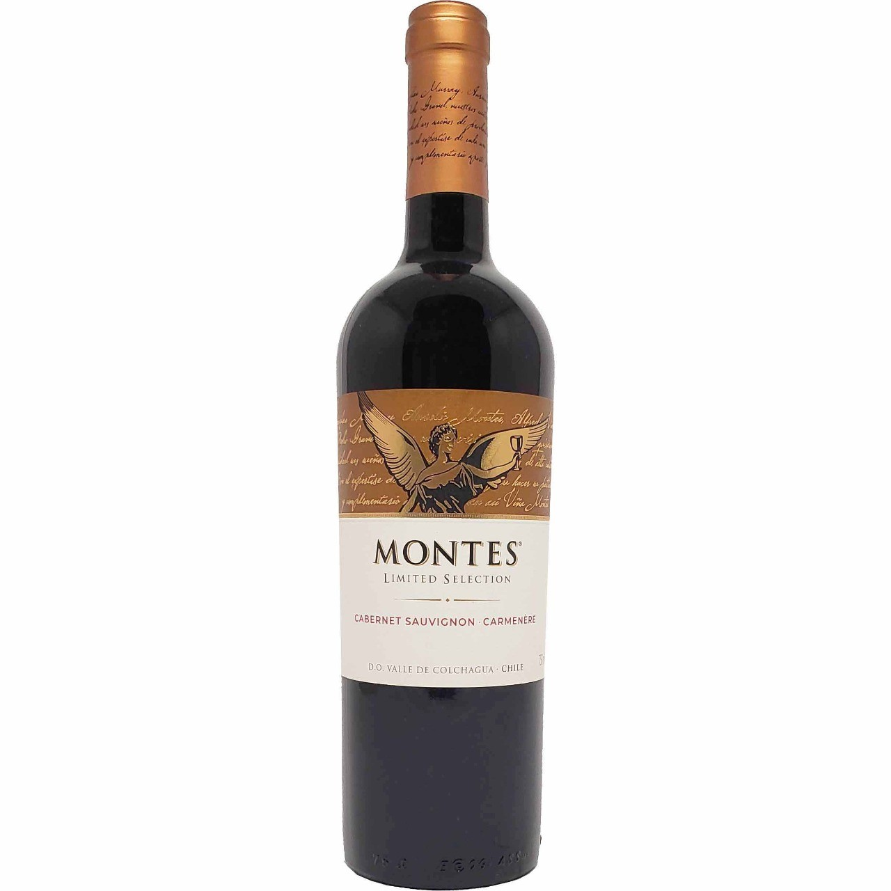 Vinho Tinto Montes Cabernet Sauvignon Carménère - 750ml -