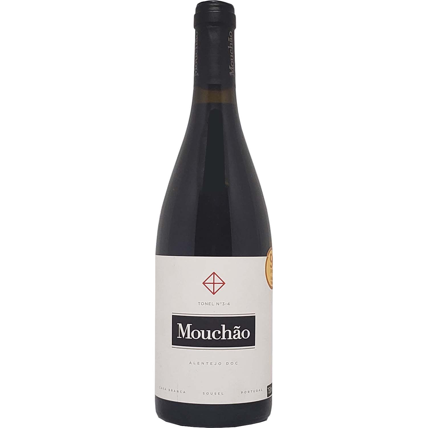 Vinho Tinto Mouchão Tonel 3-4 - 750ml -
