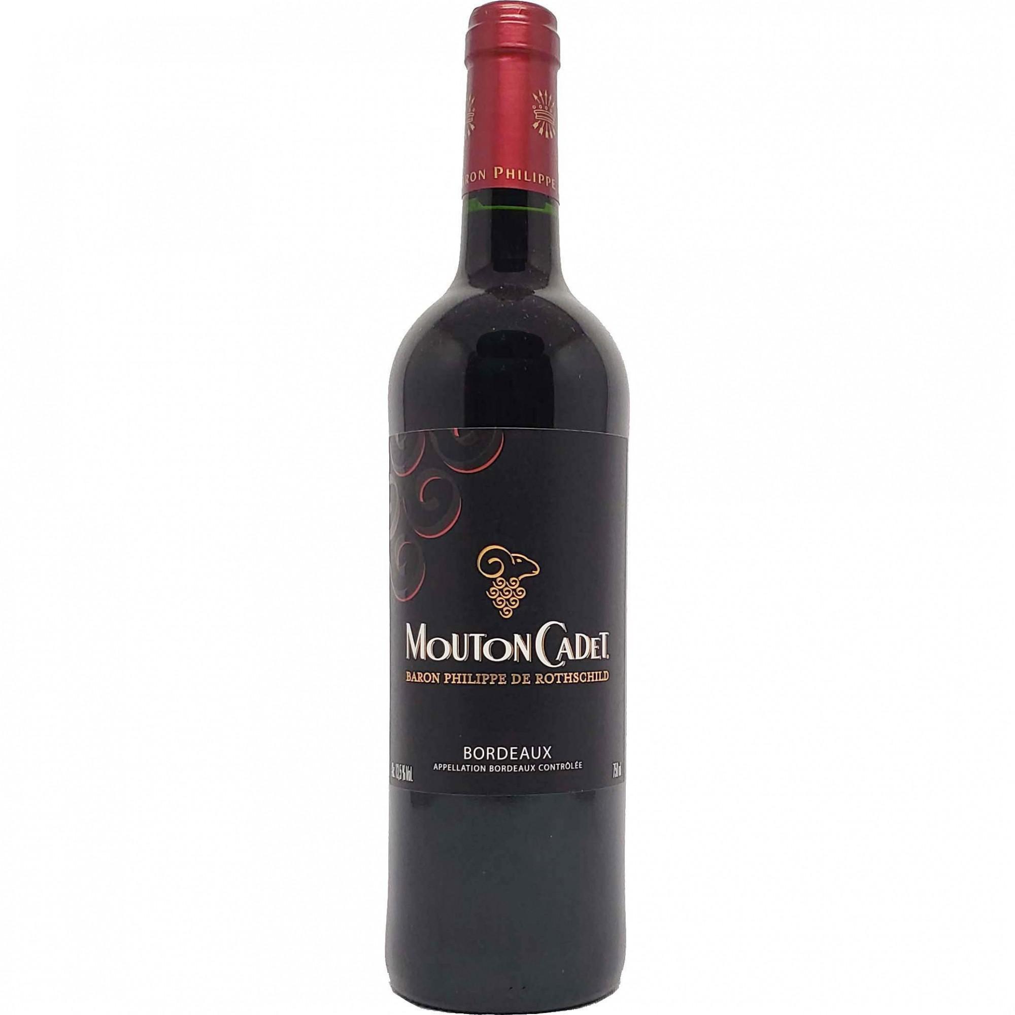 Vinho Tinto Mouton Cadet Bordeaux - 750ml -