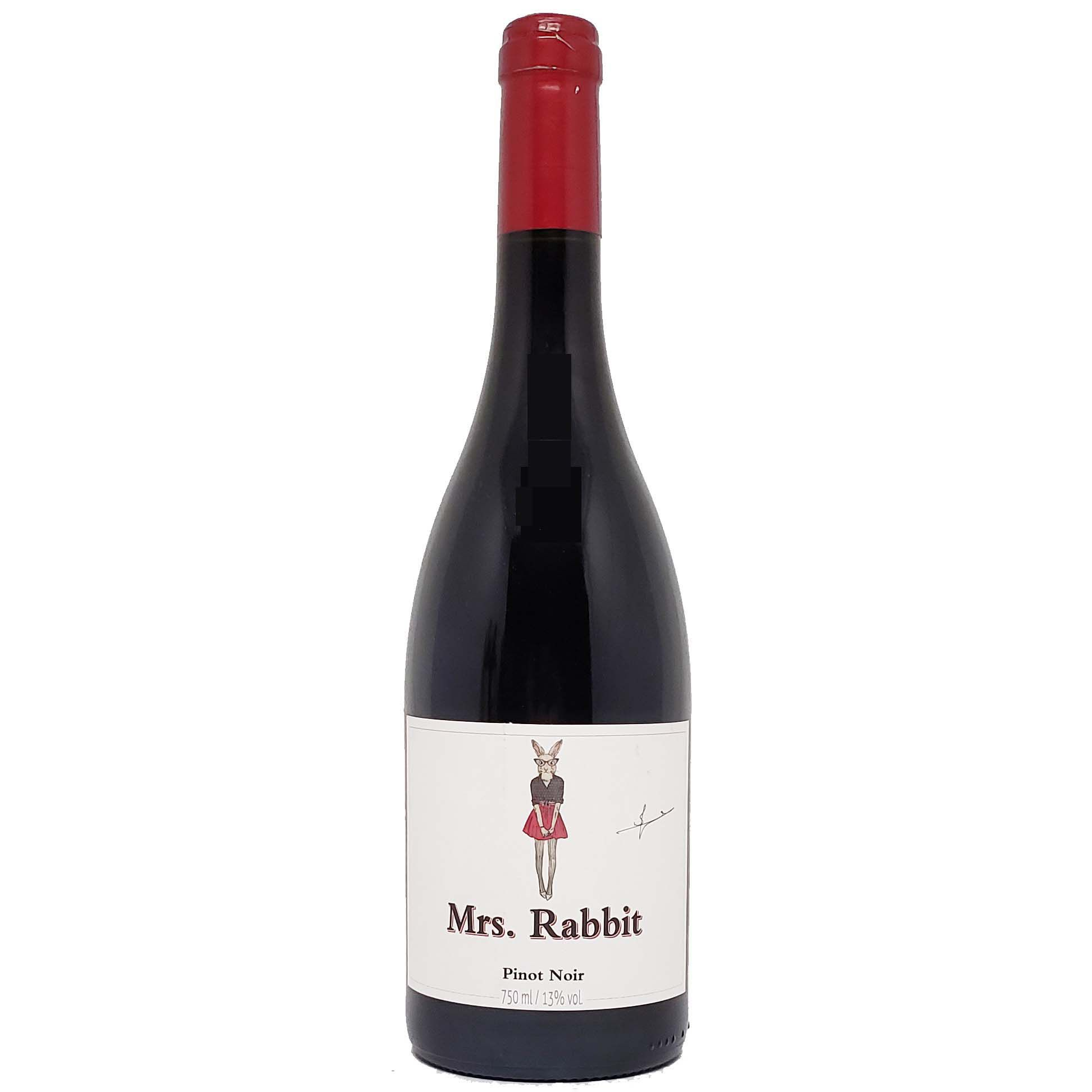 Vinho Tinto Mrs. Rabbit Pinot Noir - 750ml -