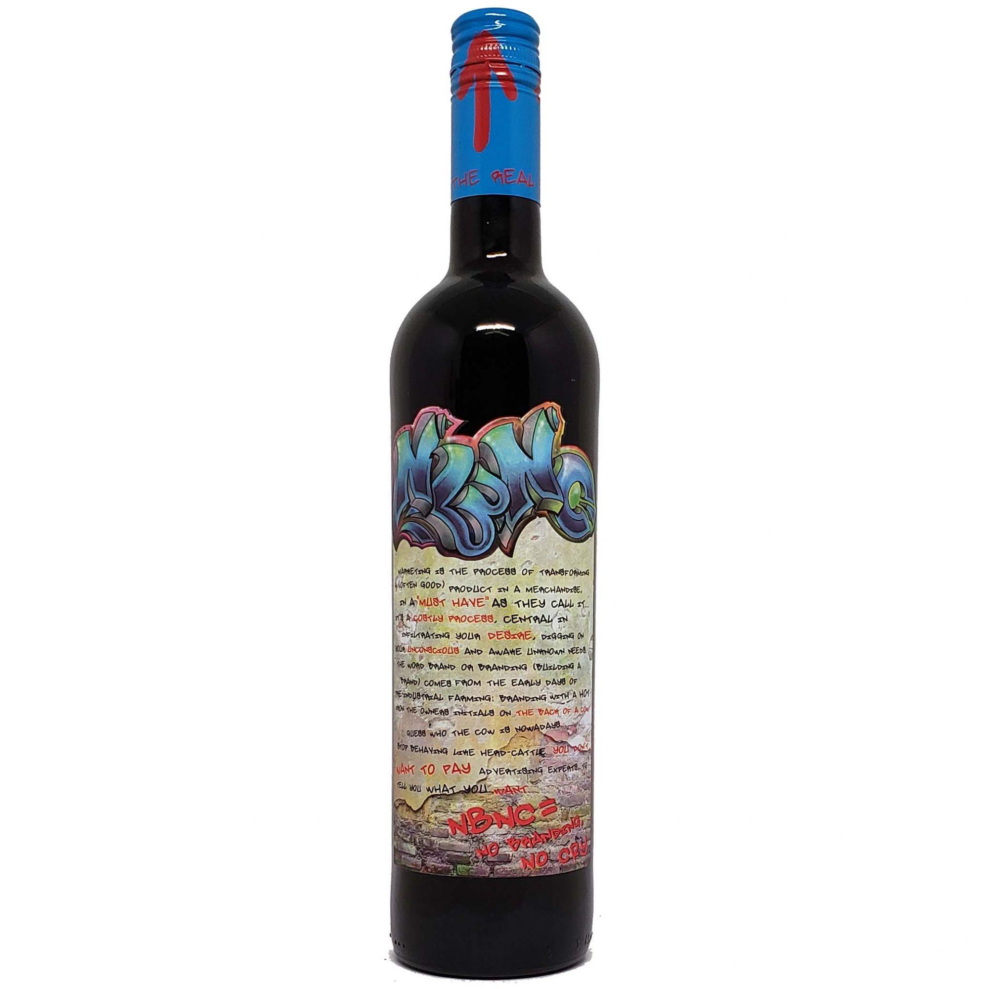 Vinho Tinto NBNC - 750ml -