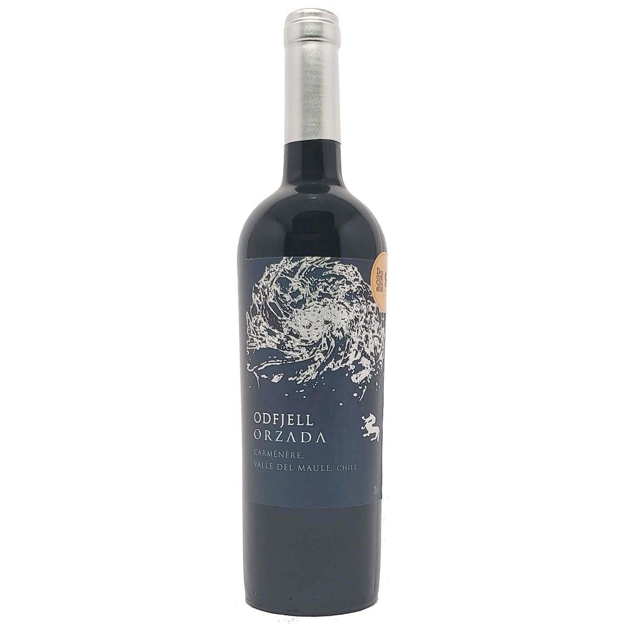Vinho Tinto ODFJELL Orzada Carménère - 750ml -