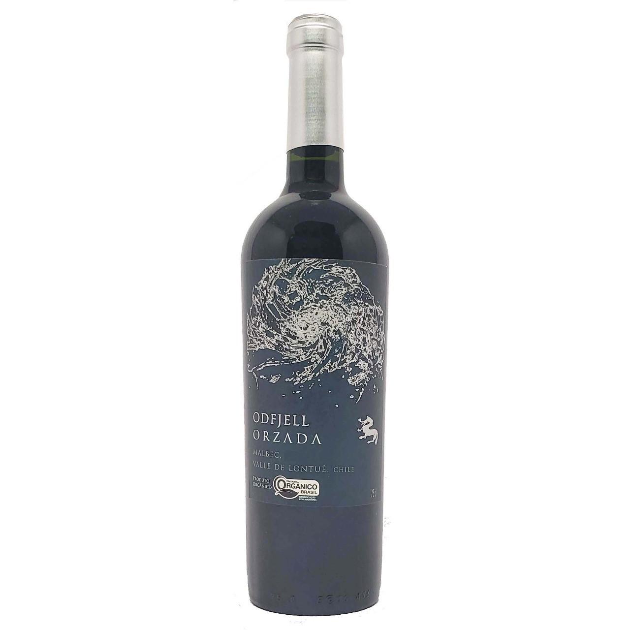 Vinho Tinto ODFJELL Orzada Malbec - 750ml -