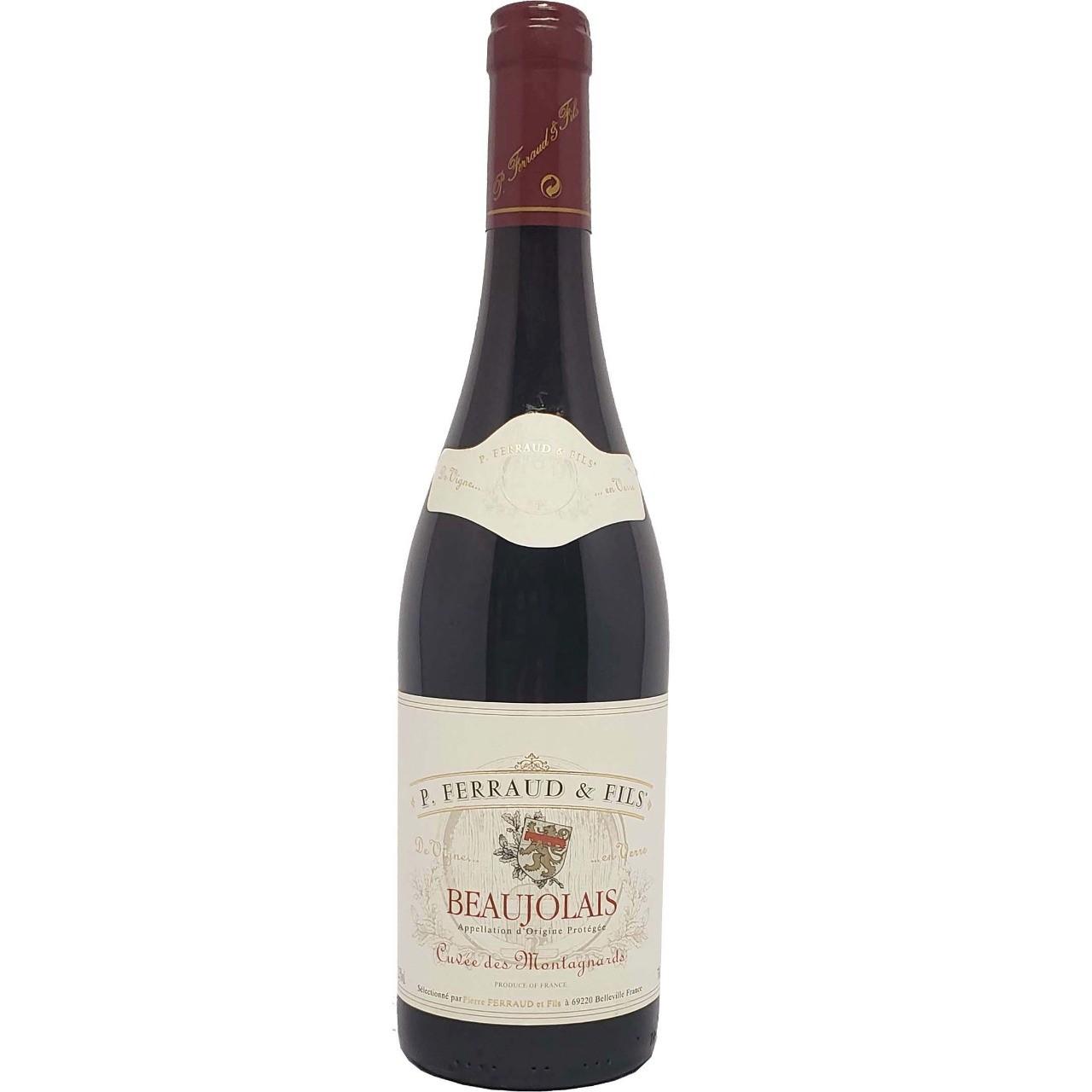 Vinho Tinto P. Ferraud & Fils Beaujolais- 750ml -