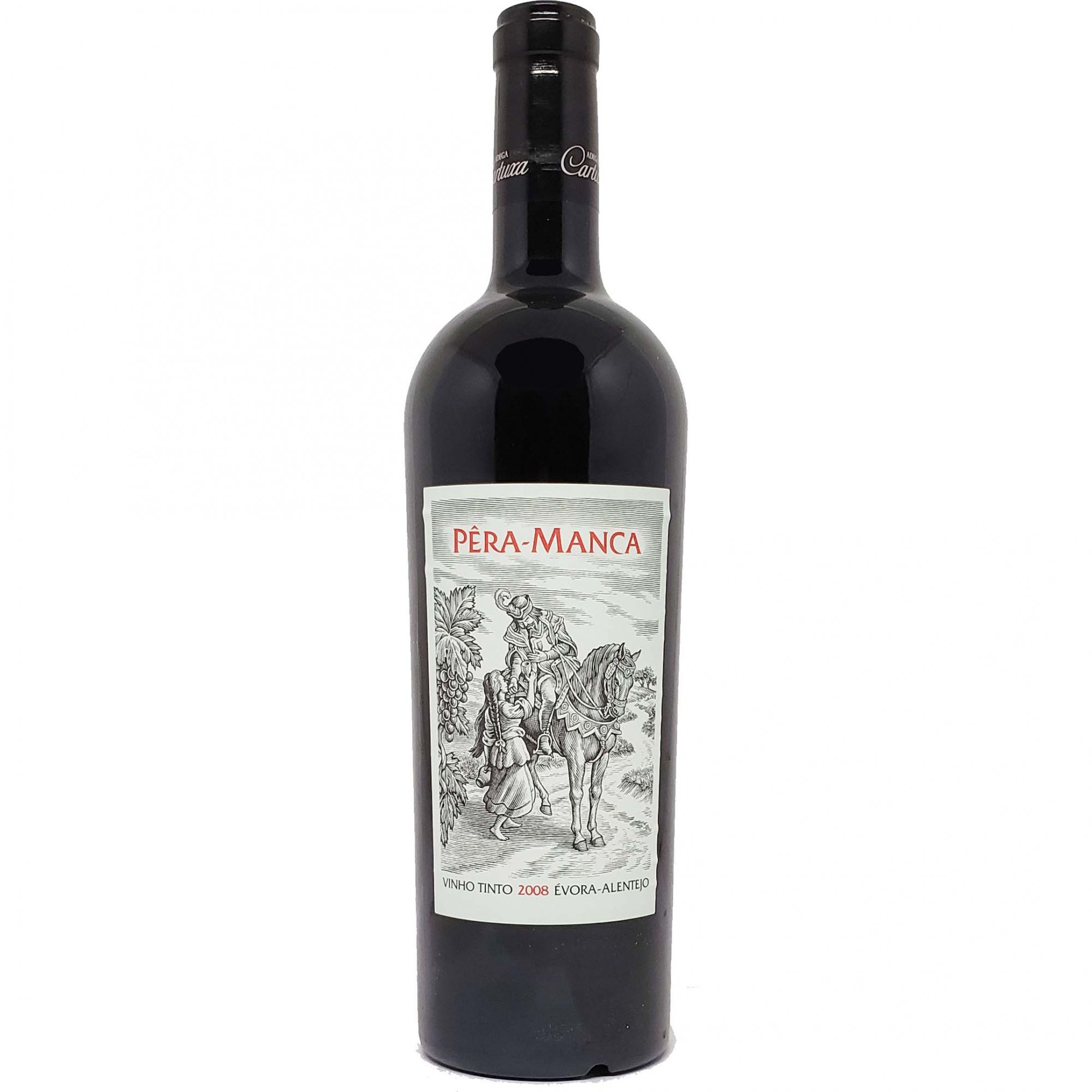 Vinho Tinto Pera Manca 2008  - 750ml -