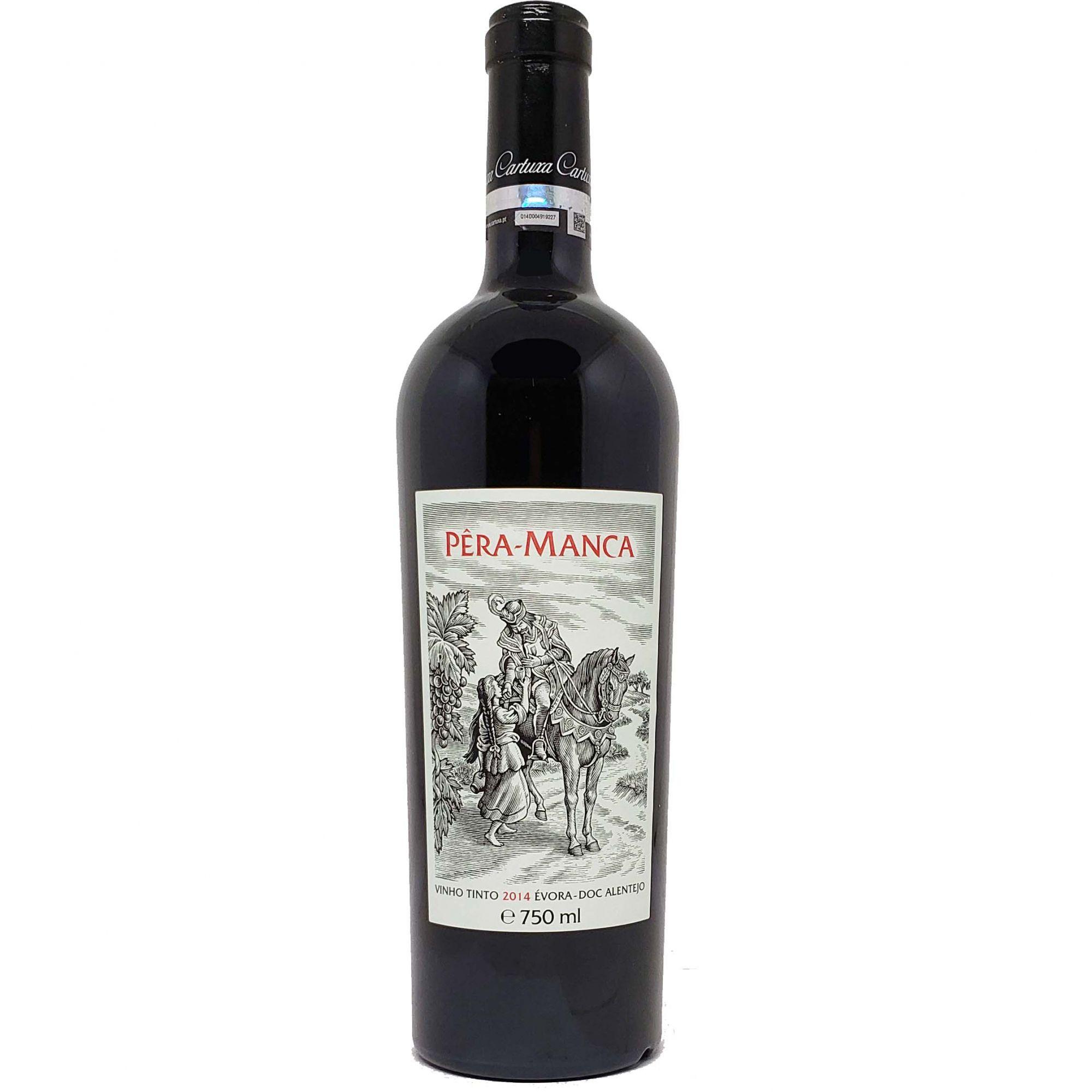 Vinho Tinto Pera Manca 2014  - 750ml -