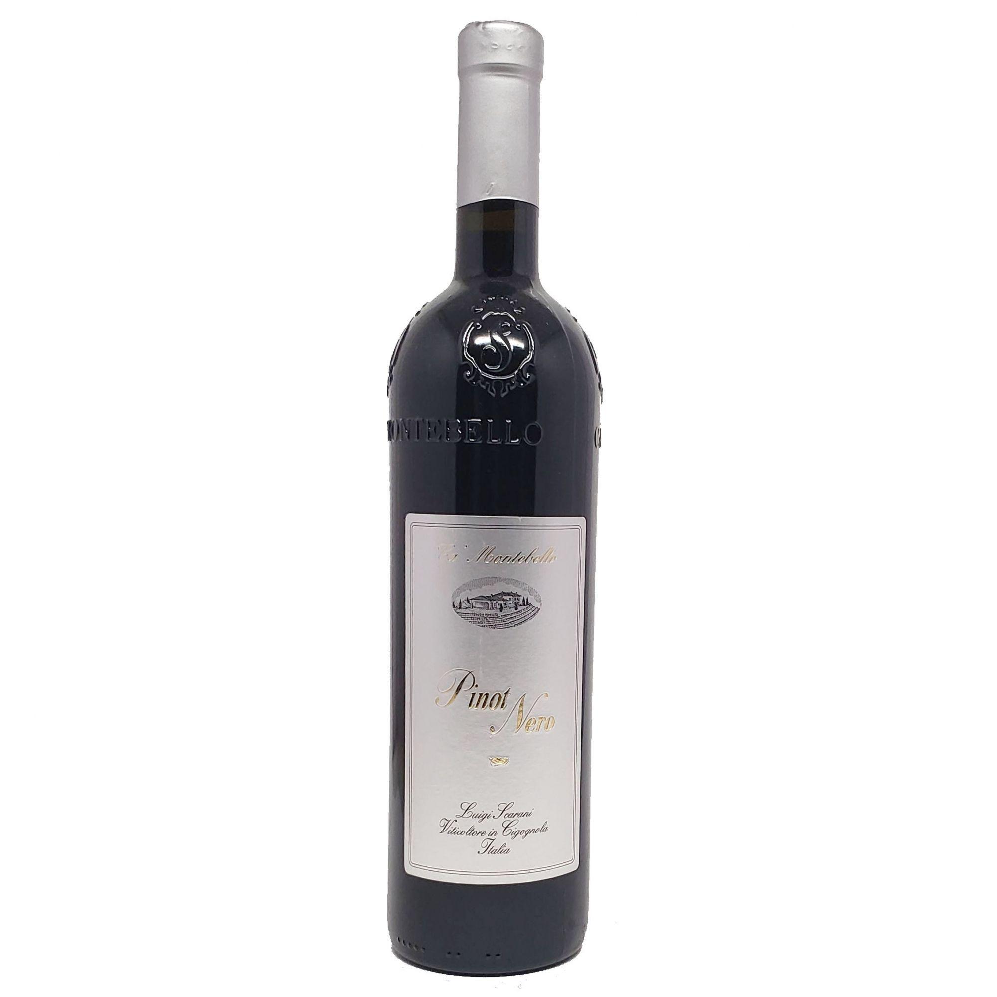 Vinho Tinto Pinot Nero Provincia Di Pavia - 750ml -