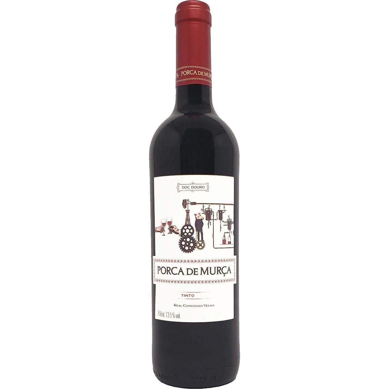 Vinho Tinto Porca de Murça Real Companhia Velha - 750ml -