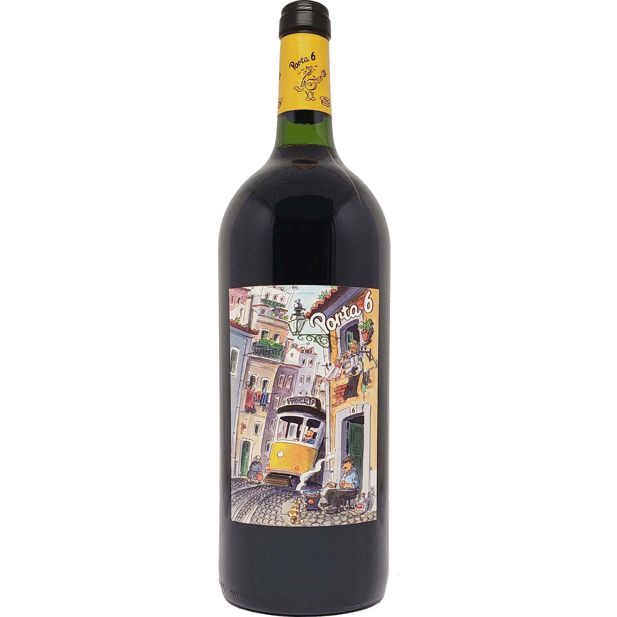Vinho Tinto Porta 6 - 1,5L -