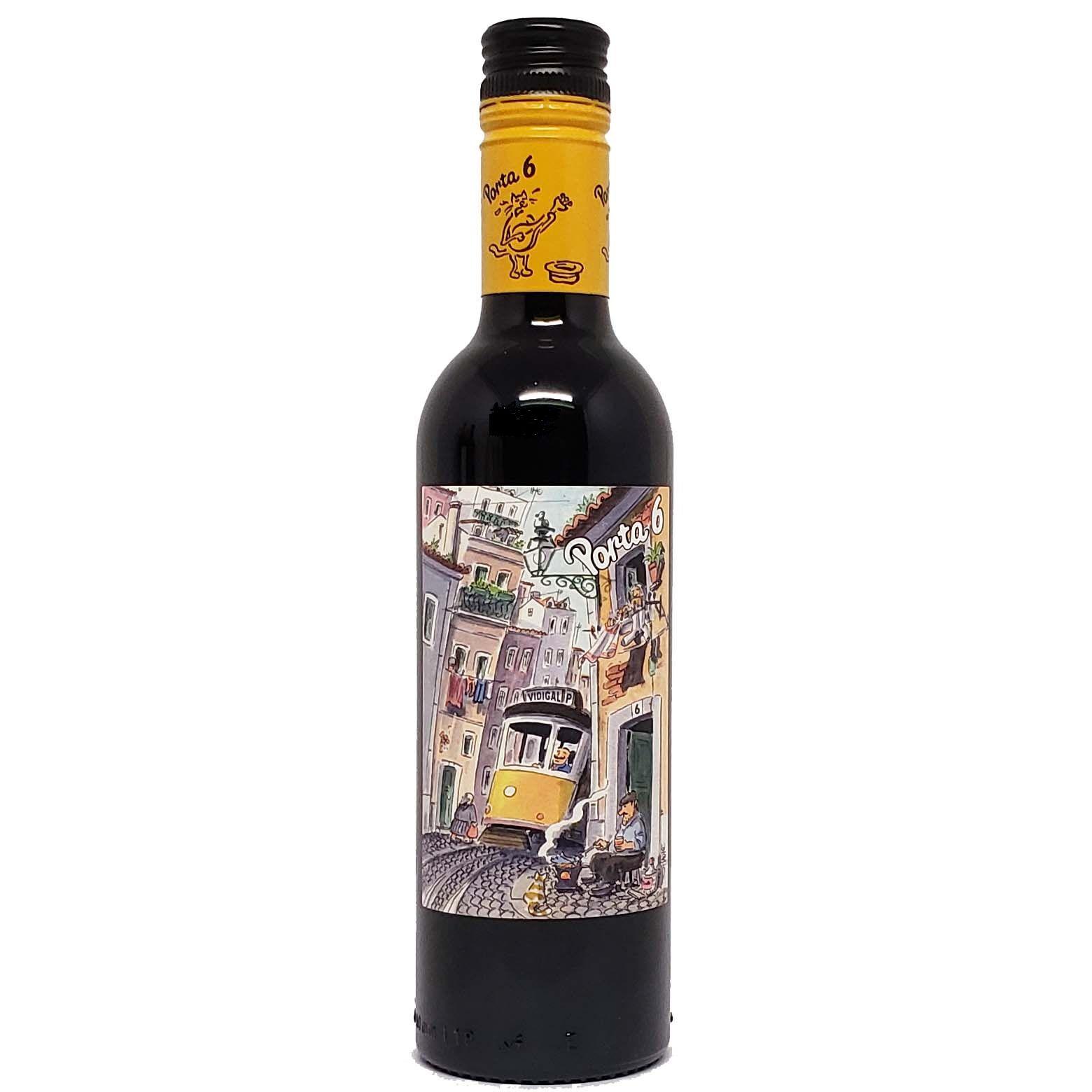 Vinho Tinto Porta 6 - 375ml -