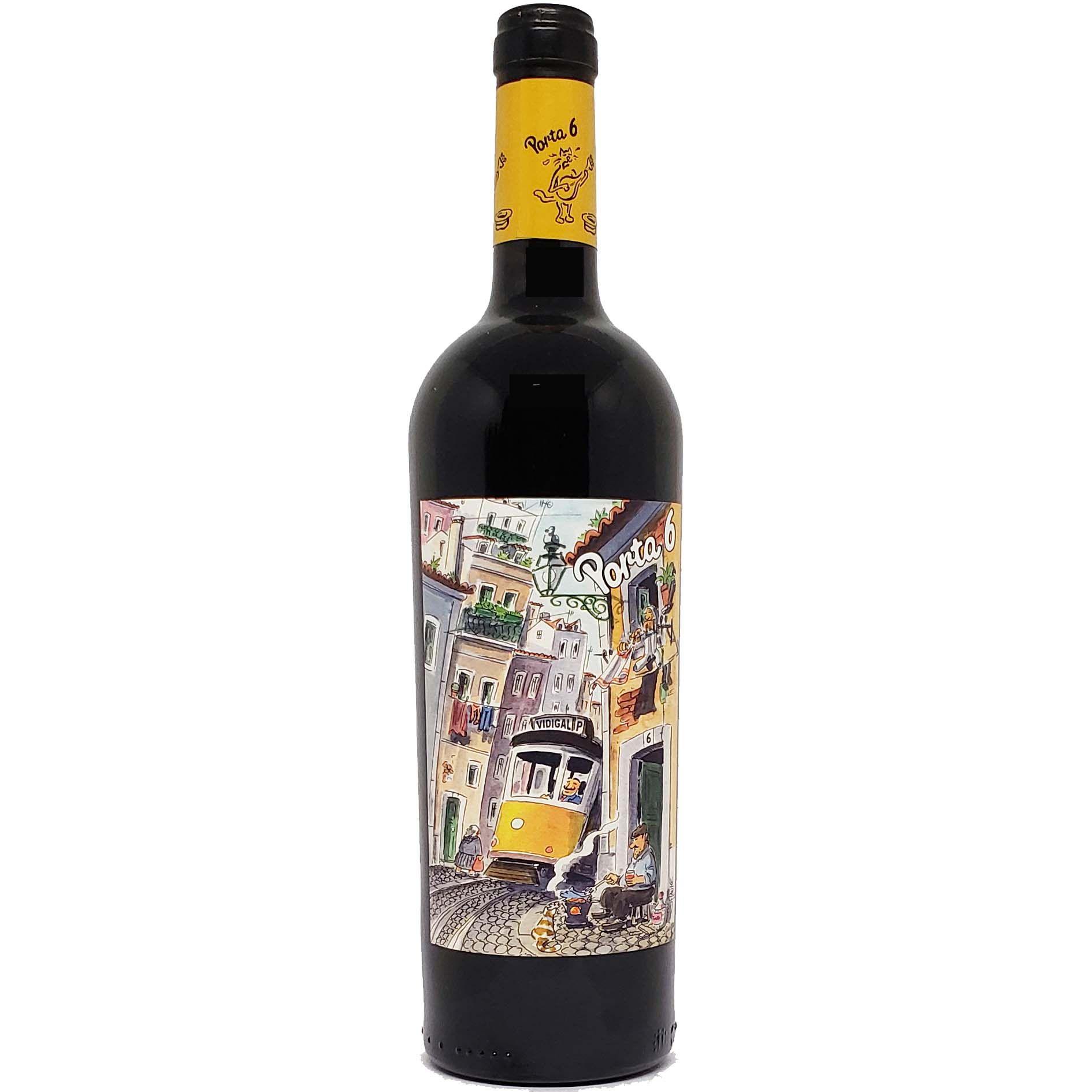 Vinho Tinto Porta 6 - 750ml -