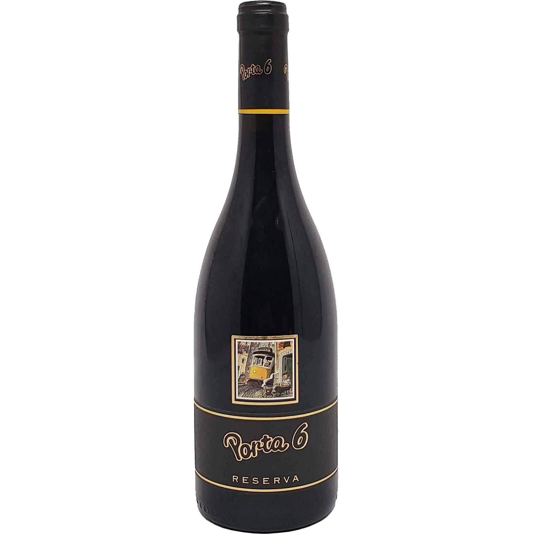 Vinho Tinto Porta 6 Reserva - 750ml -