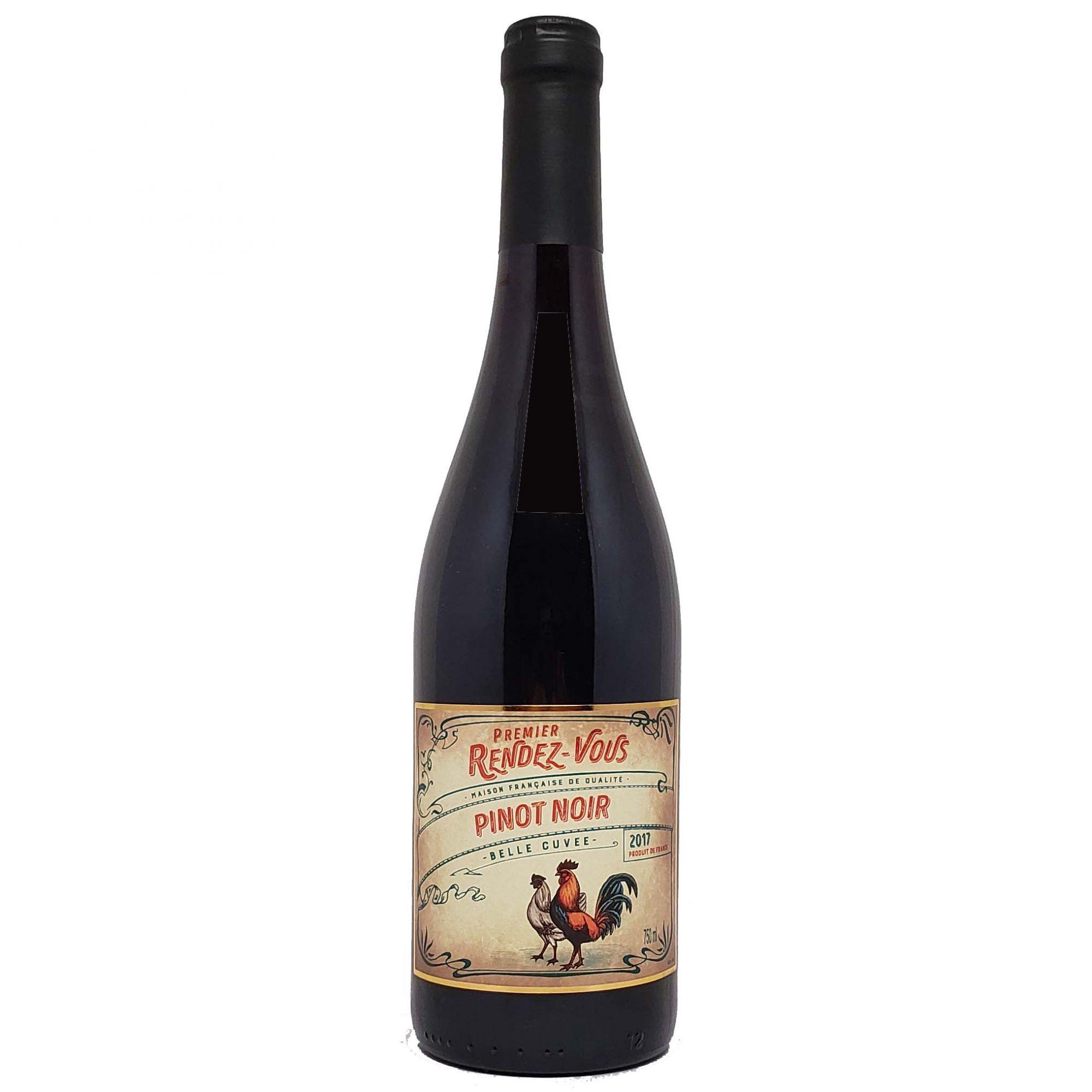 Vinho Tinto Premier Rendez-Vous Pinot Noir - 750ml -