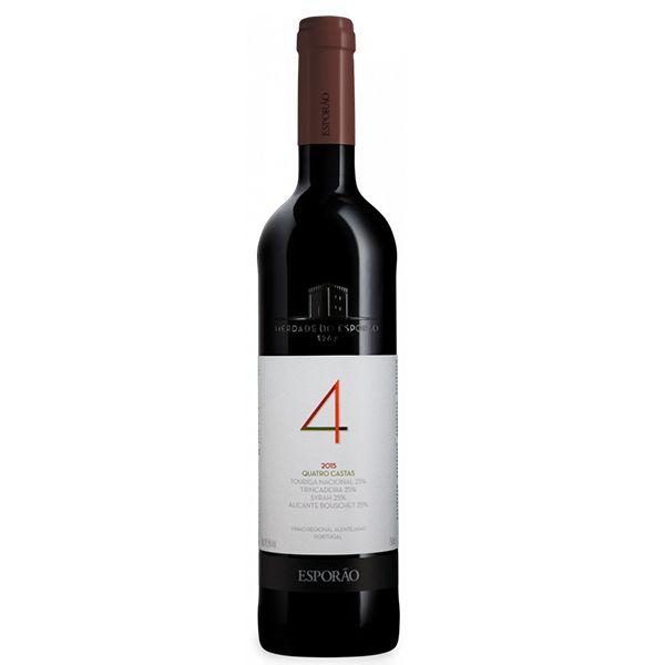 Vinho Tinto Quatro Castas - 750ml -