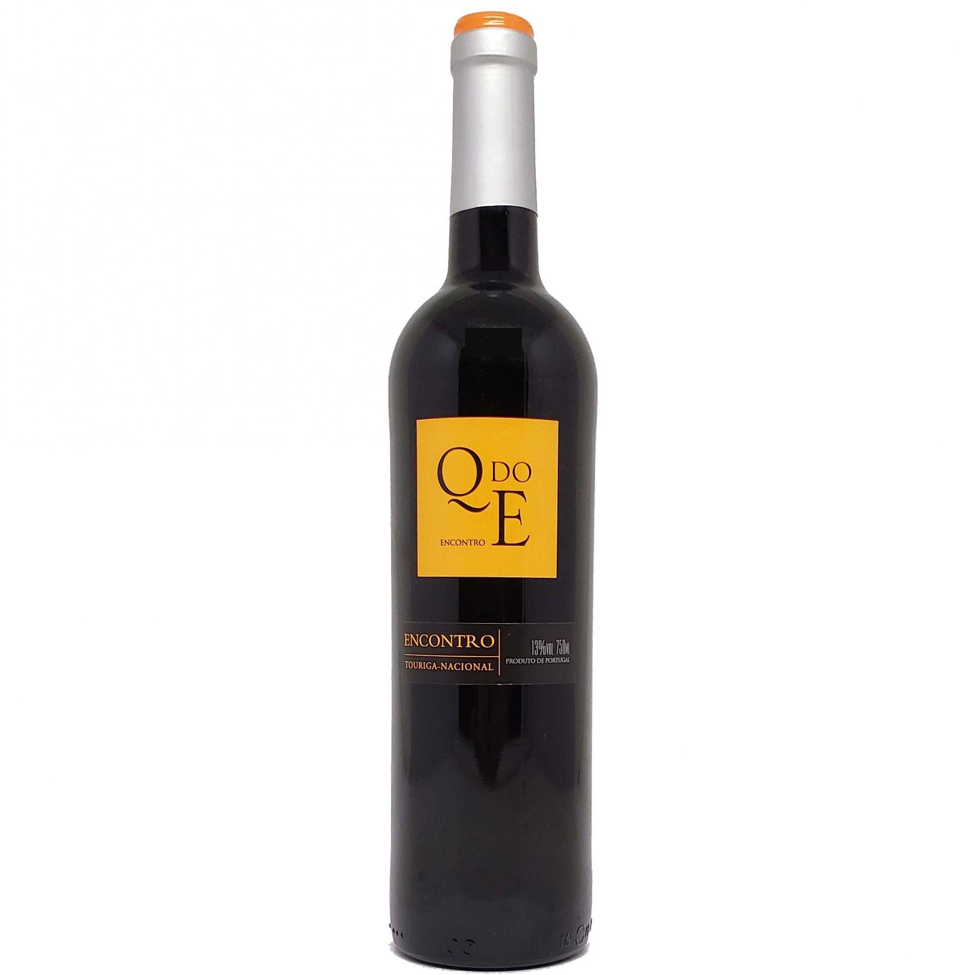 Vinho Tinto Quinta Do Encontro Touriga Nacional - 750ml -