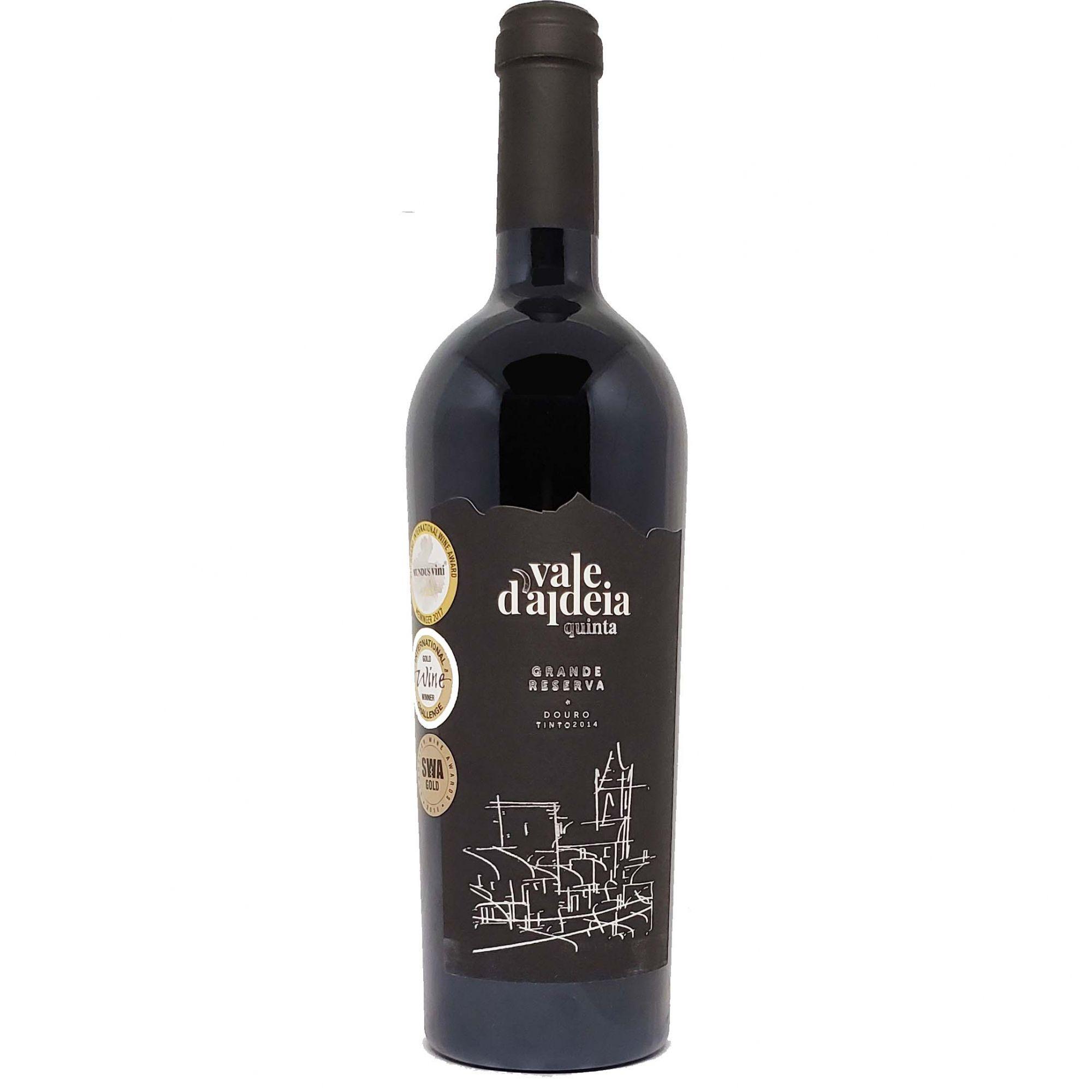 Vinho Tinto Quinta Vale D'Aldeia Grande Reserva - 750ml -