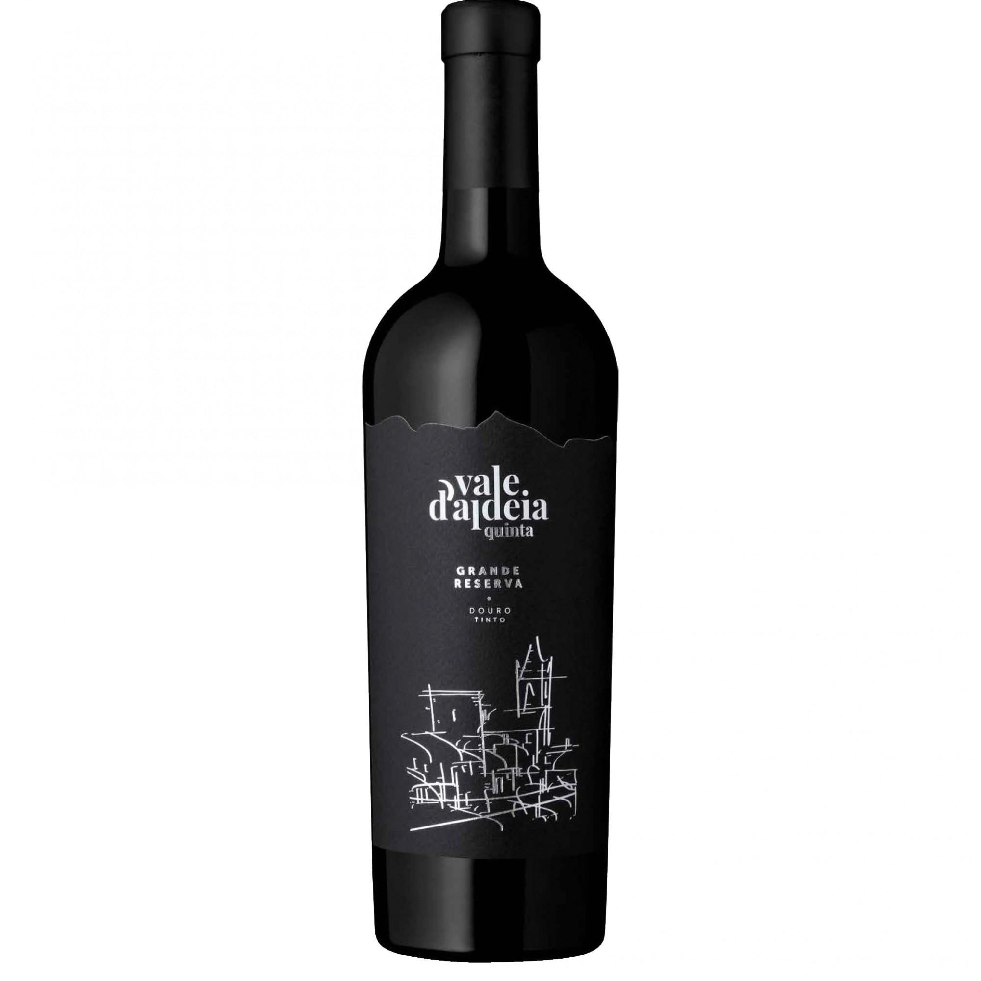 Vinho Tinto Quinta Vale d' Aldeia Grande Reserva - 750ml -