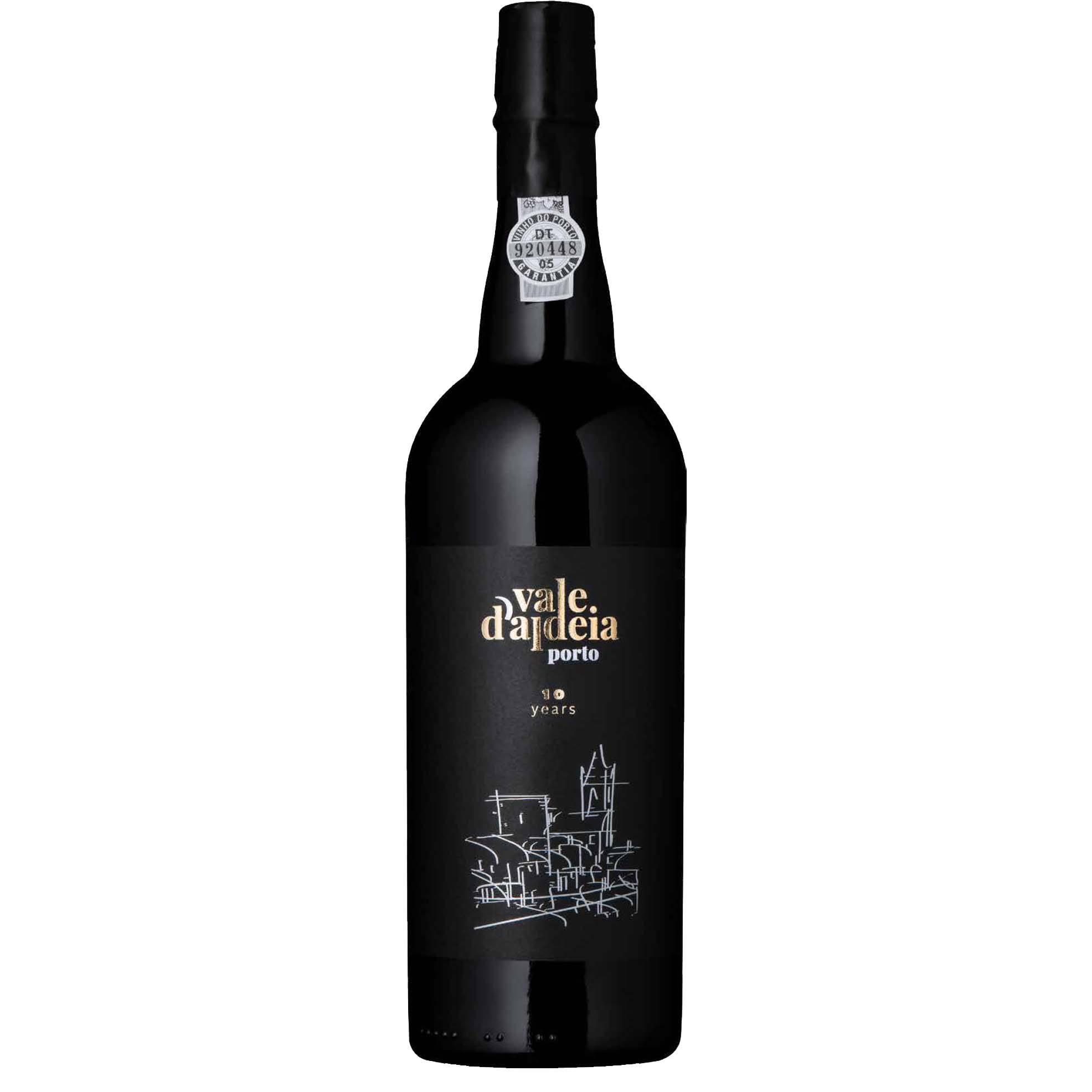 Vinho do Porto Quinta Vale d' Aldeia Porto 10 Years - 750ml -