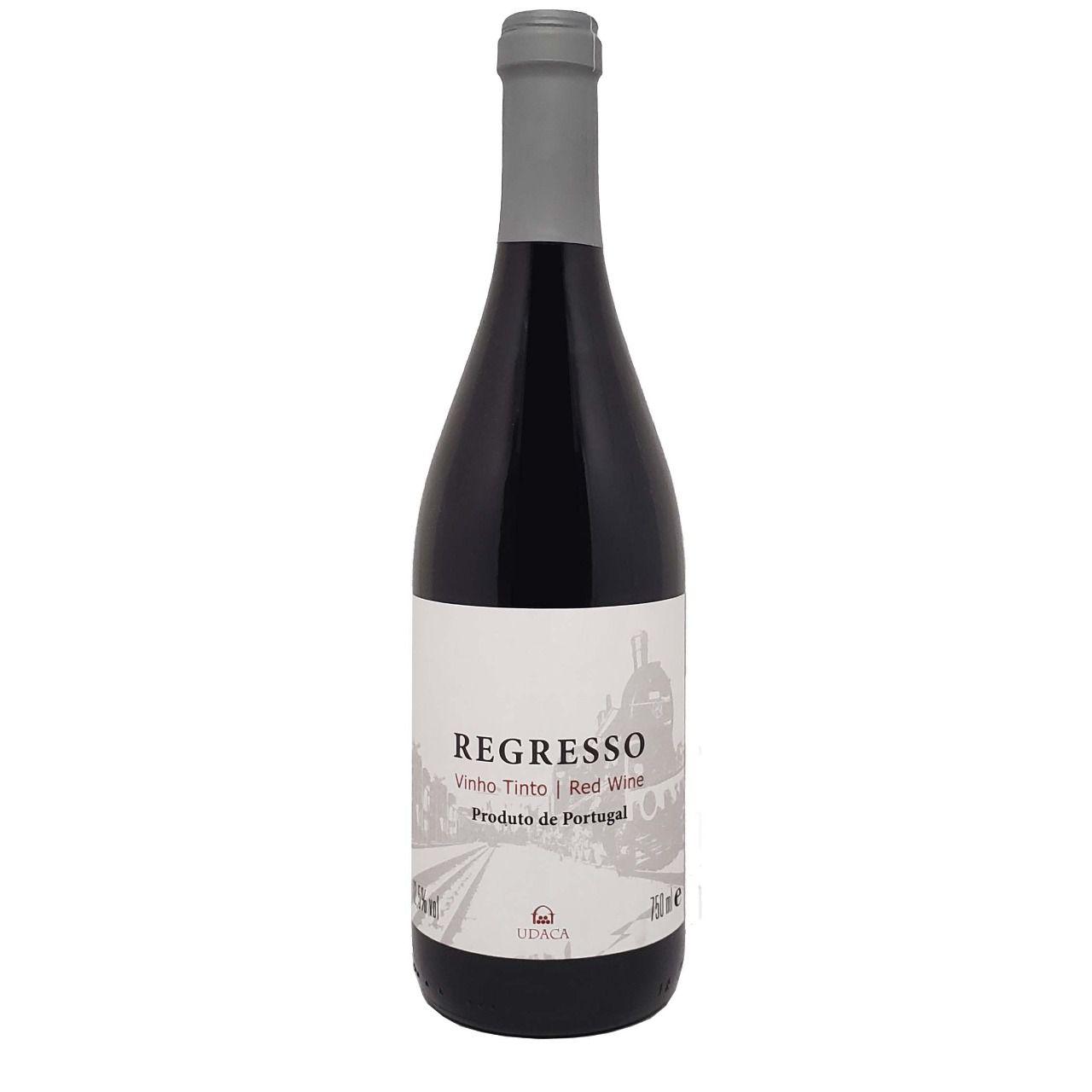 Vinho Tinto Regresso Udaca - 750ml -