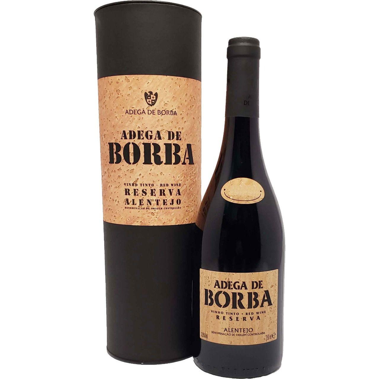 Vinho Tinto Reserva Adega de Borba - 750ml -