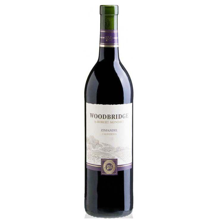 Vinho Tinto Robert Mondavi Woodbridge Zinfandel - 750ml -