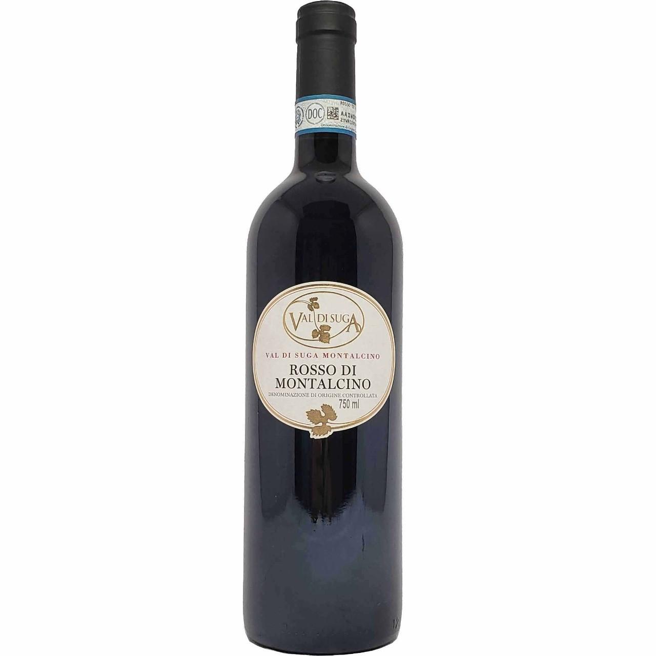 Vinho Tinto Rosso di Montalcino Val di Suga - 750ml -