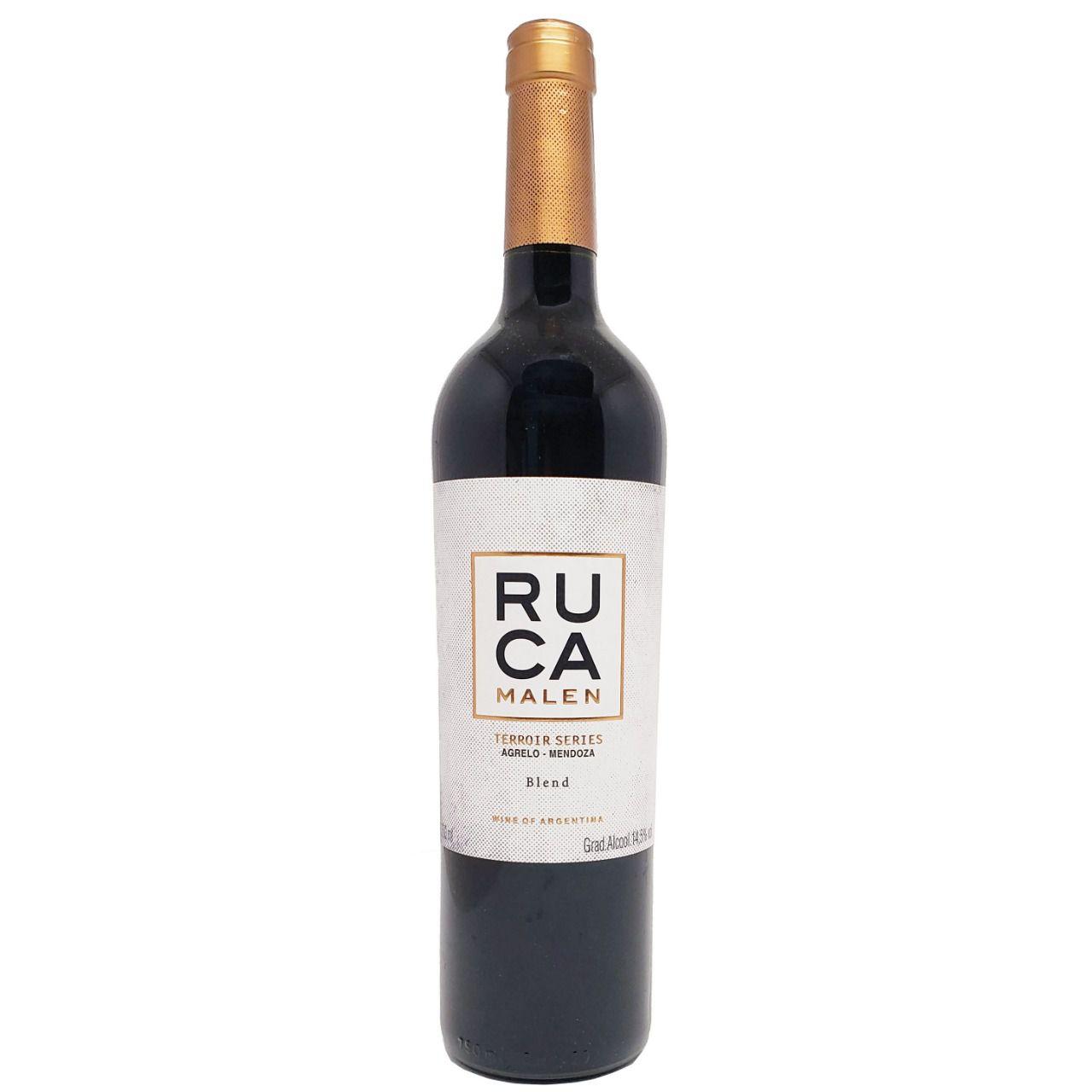 Vinho Tinto Ruca Malen Terroir Series Blend - 750ml -