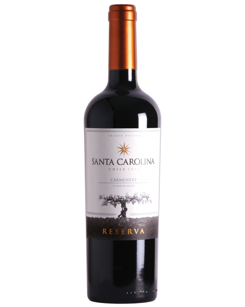 Vinho Santa Carolina Reserva Carmenère - 750ml
