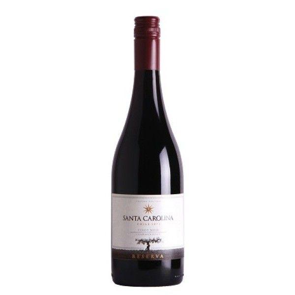 Vinho Tinto Reserva Pinot Noir  Santa Carolina  - 750ml -