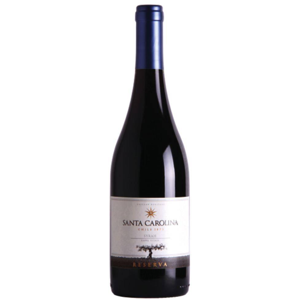 Vinho Tinto Santa Carolina Reserva Syrah - 750ml -