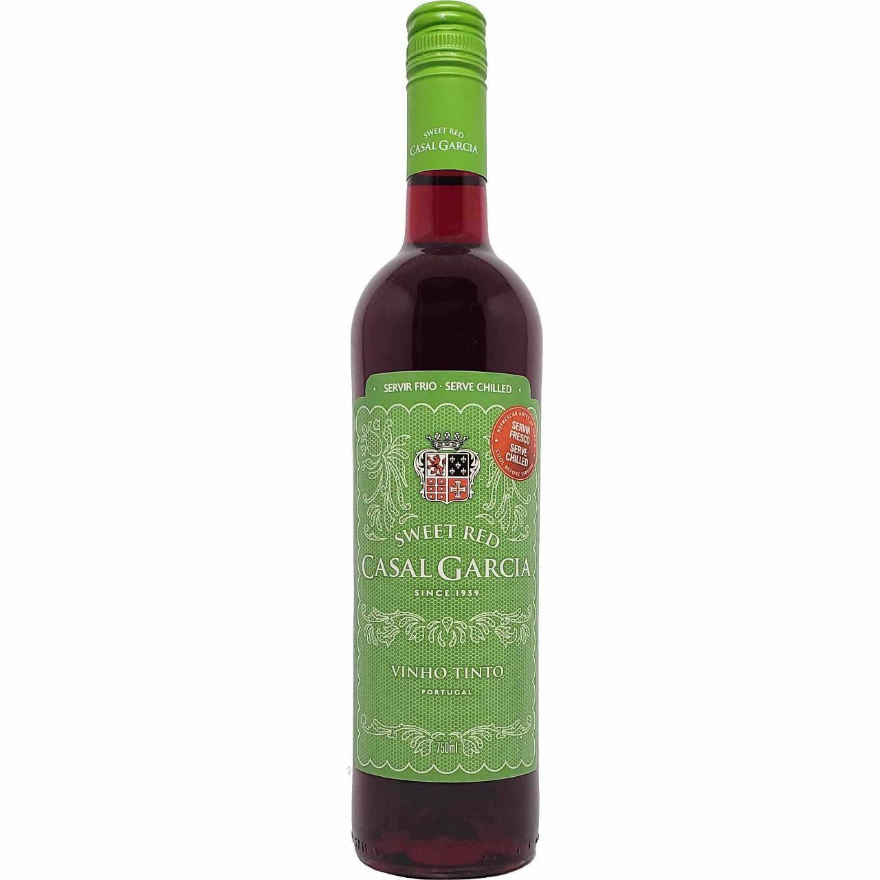 Vinho Tinto Sweet Red Casal Garcia Douro - 750ml -