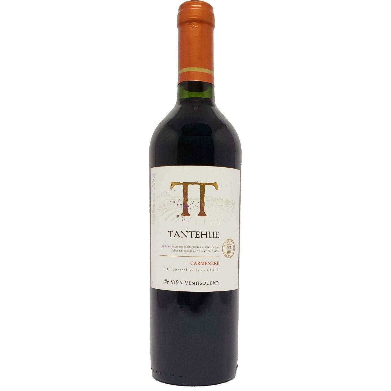 Vinho Tinto Tantehue Carménère - 750ml -