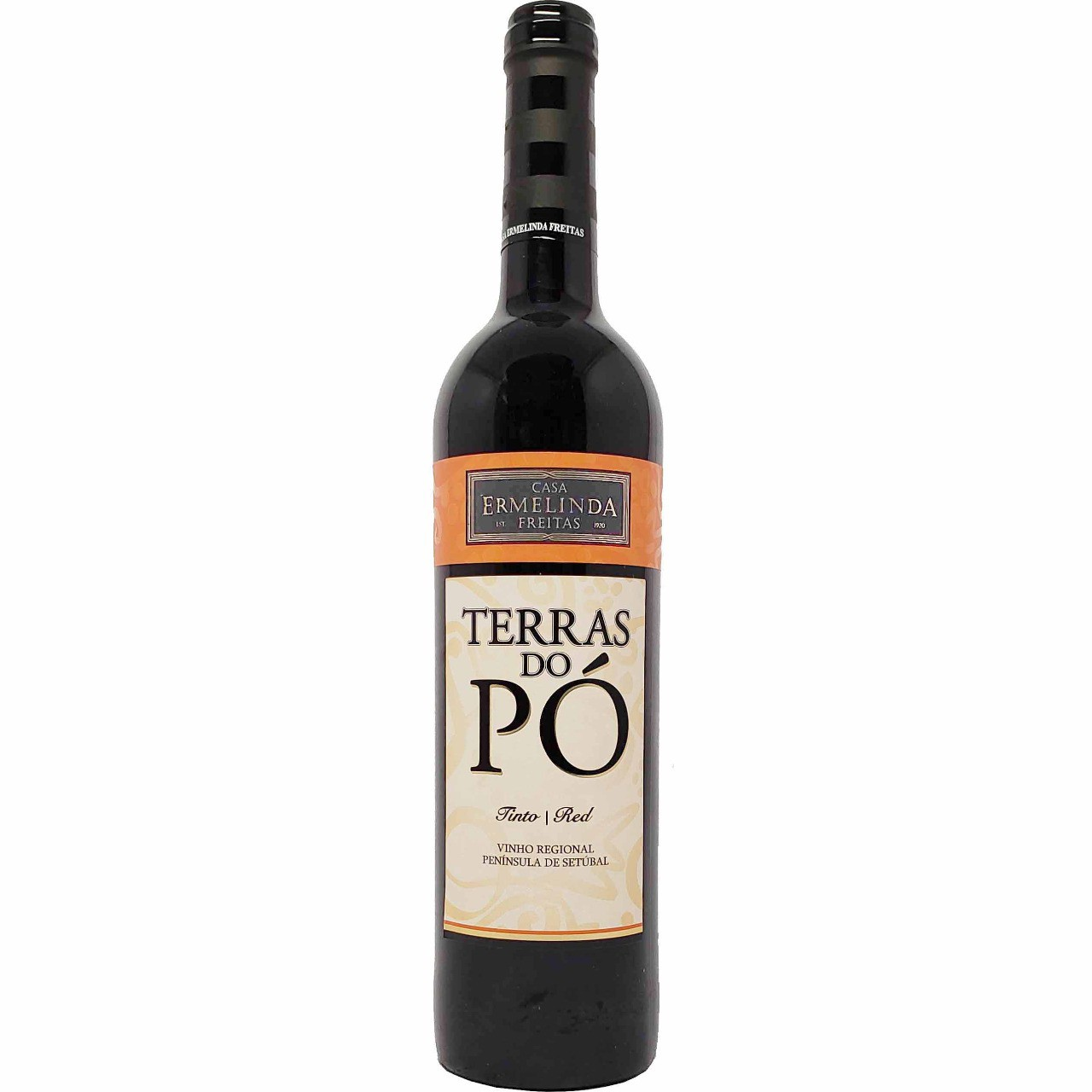Vinho Tinto Terras do Pó Casa Ermelinda Freitas - 750ml -
