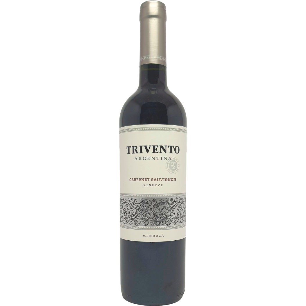 Vinho Tinto Trivento Reserva Cabernet Sauvignon  - 750ml -