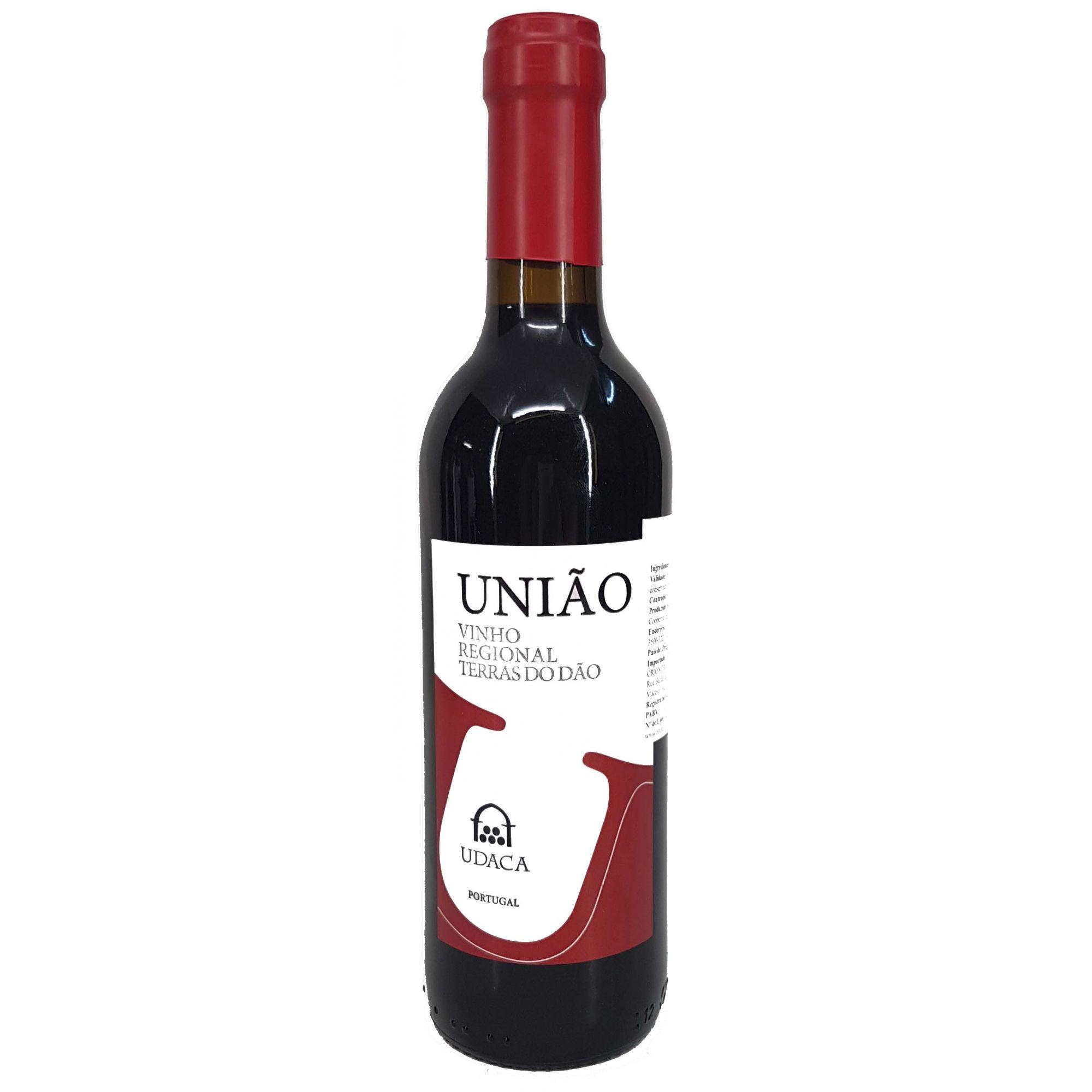 Vinho Tinto União - 375ml -