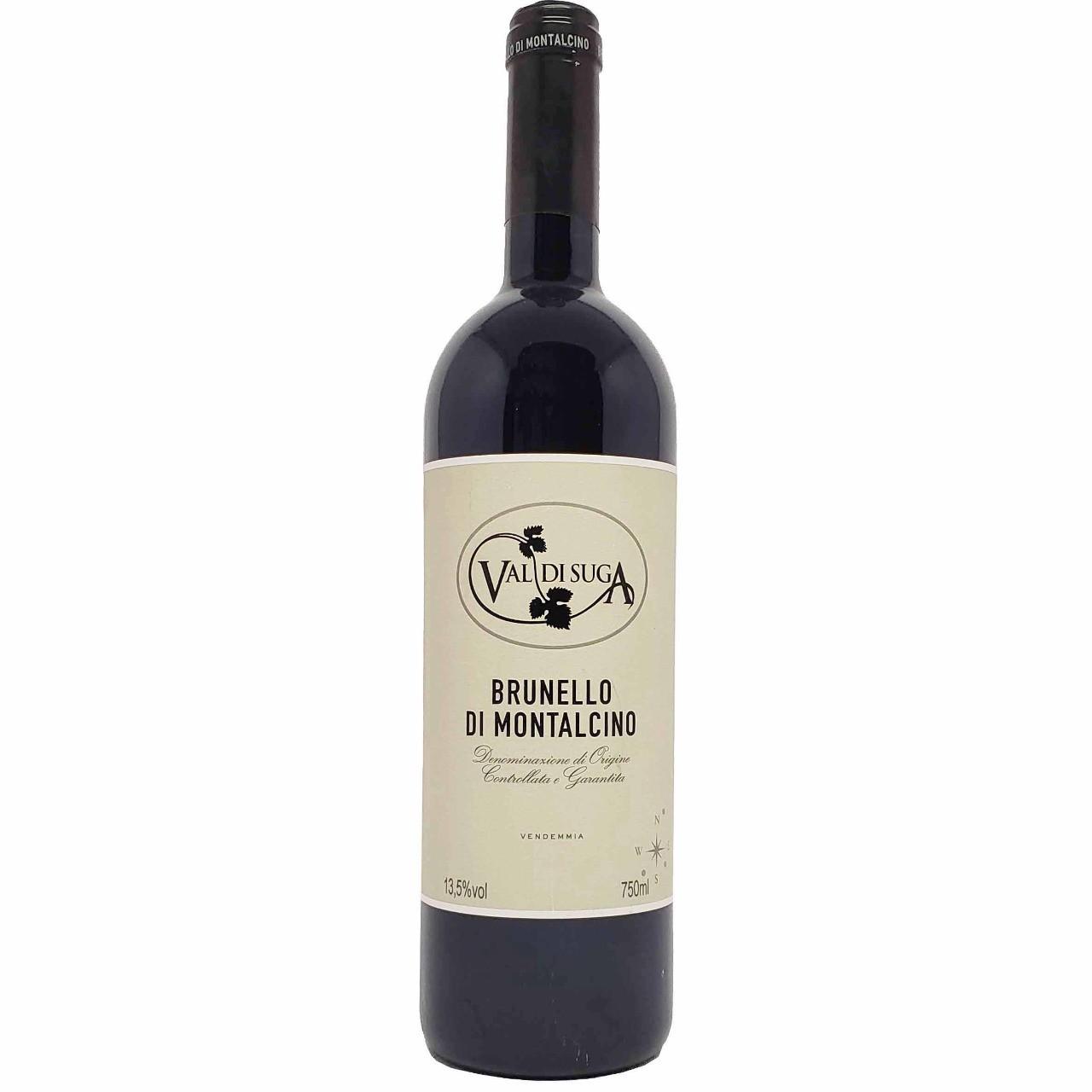 Vinho Tinto Val di Suga Brunello di Montalcino  - 750ml -