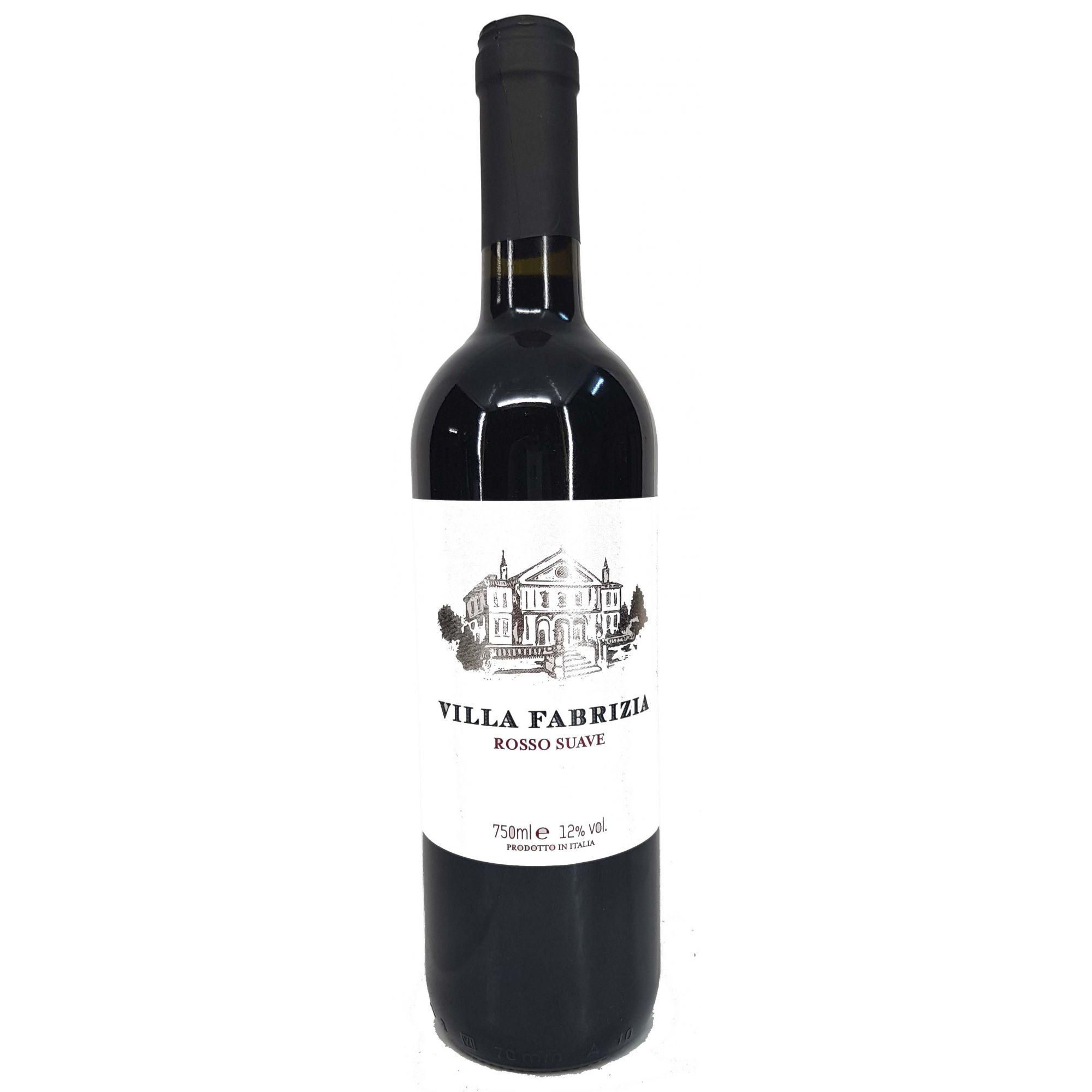 Vinho Tinto Villa Fabrizia - 750ml -
