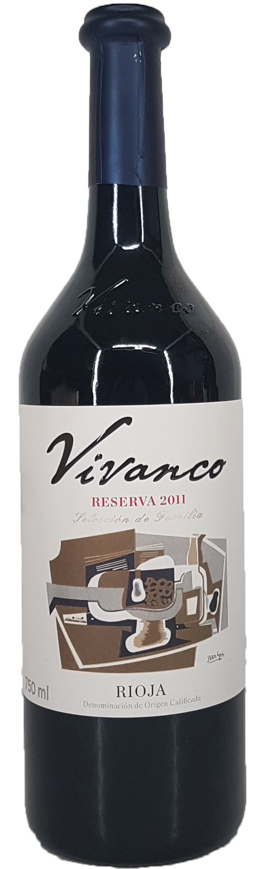 Vinho Tinto Vivanco Reserva Rioja - 750ml -